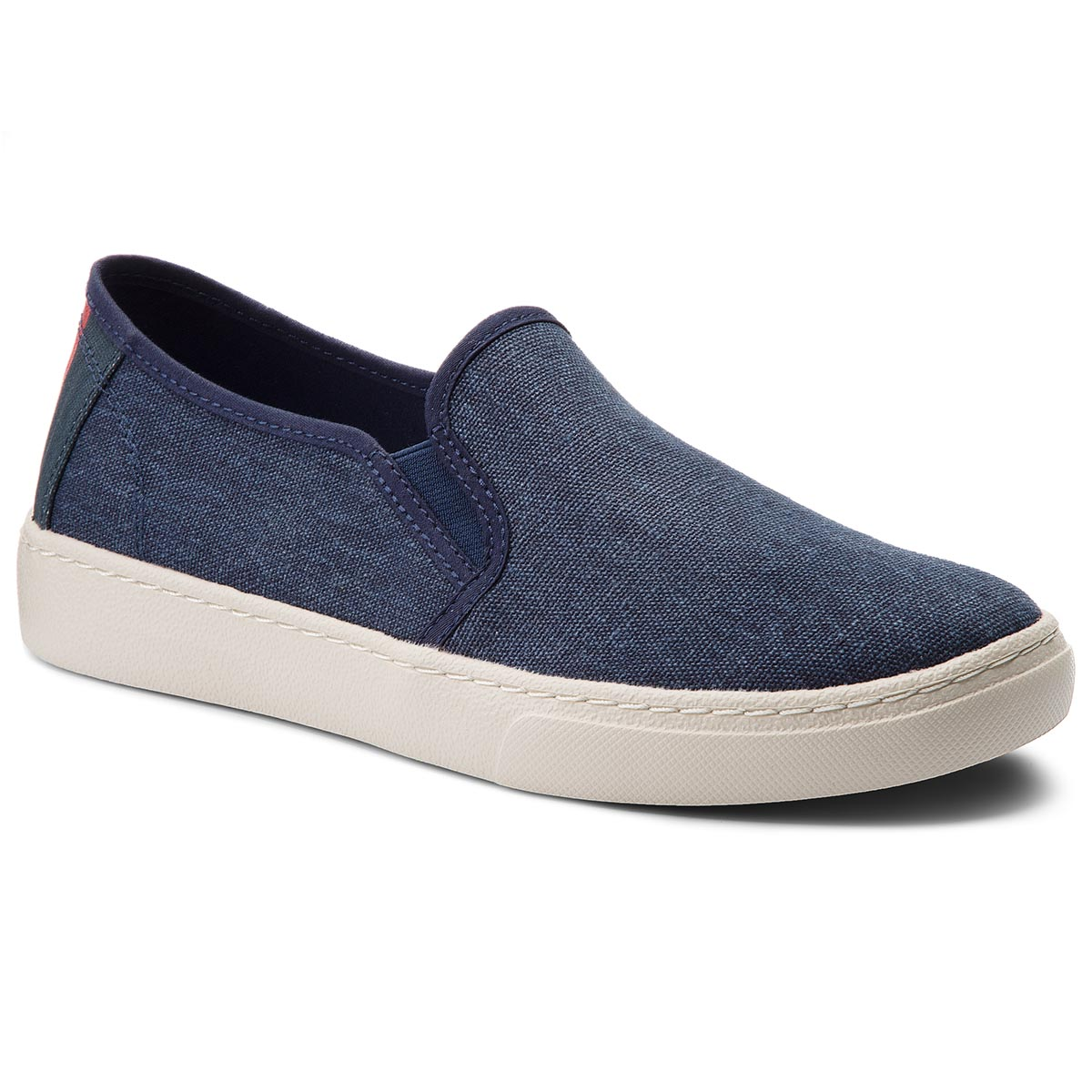 Teniși TOMMY JEANS - Light Slip On EM0EM00152 Black Iris 431