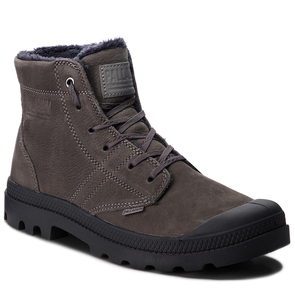 Trappers PALLADIUM - Pallabrousse Lth S 05981-064-M Dk Gull Gray/Anthracite