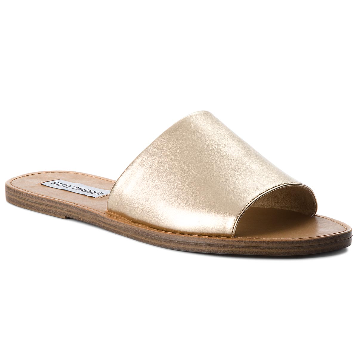 Șlapi STEVE MADDEN - Grace Slipper 91000959-10001-15001 Gold