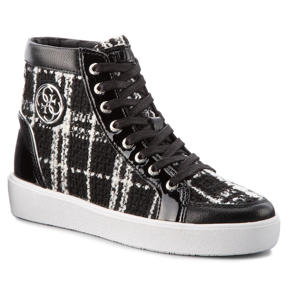 Sneakers GUESS - FLACE3 FAB12 WHITBL