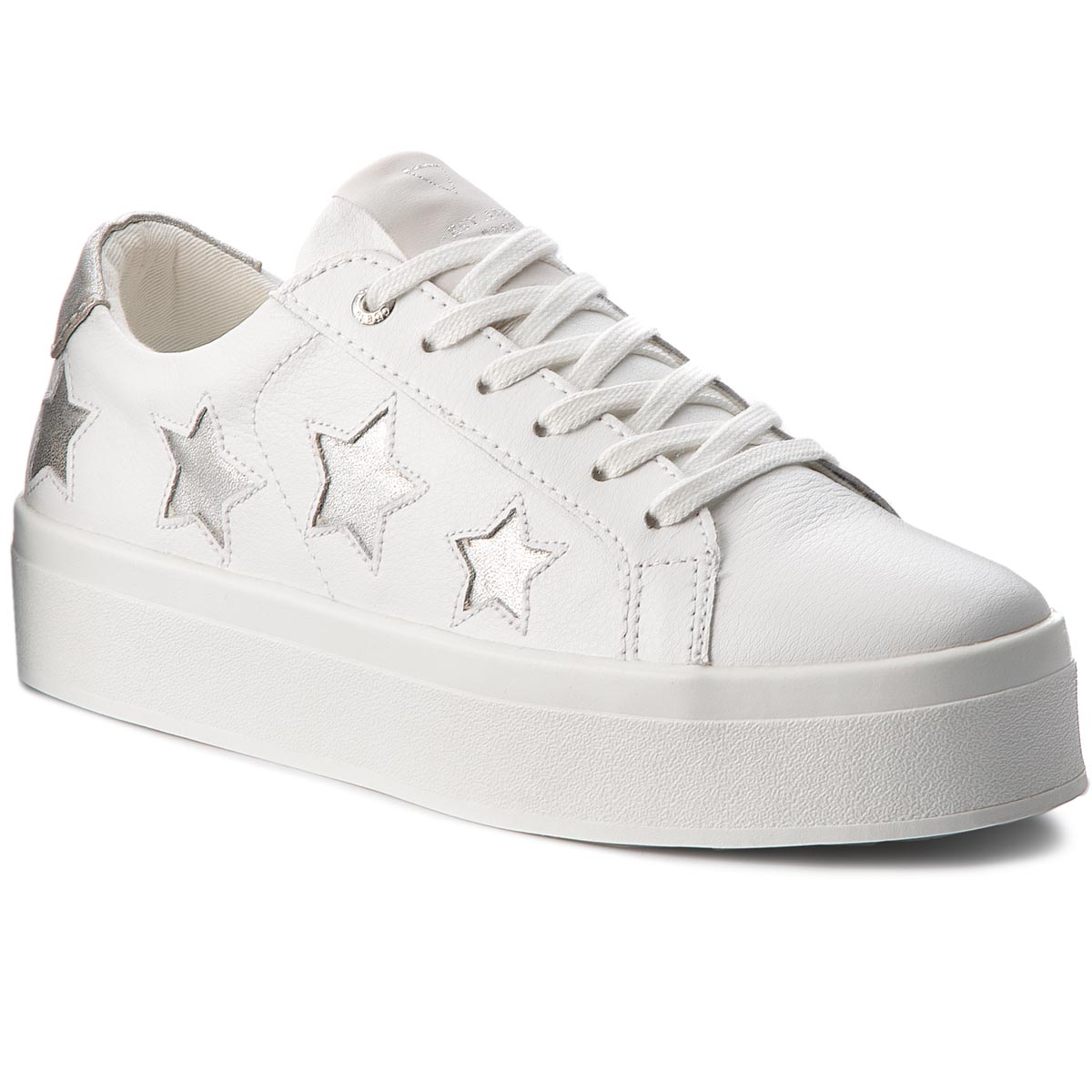 Sneakers GUESS - FLFHS3 LEA12 WHISI