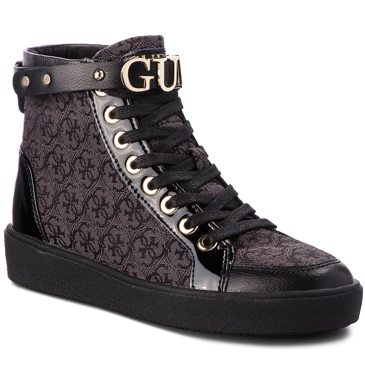 Sneakers GUESS - FLGRC3 FAL12 BLKBL