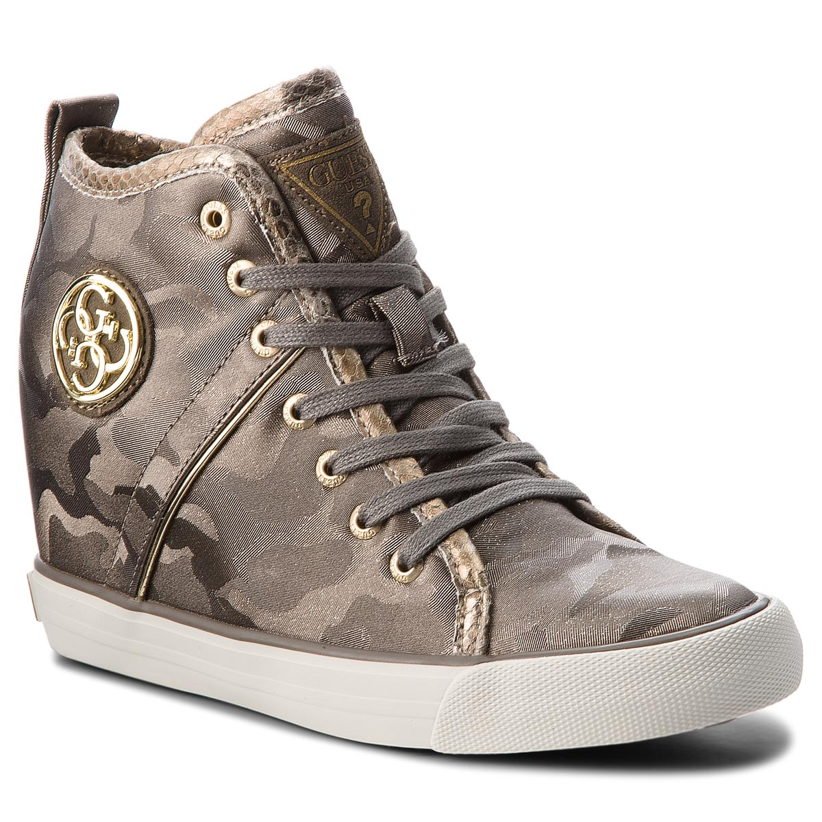 Sneakers GUESS - FLJLY3 FAB12 BLUE