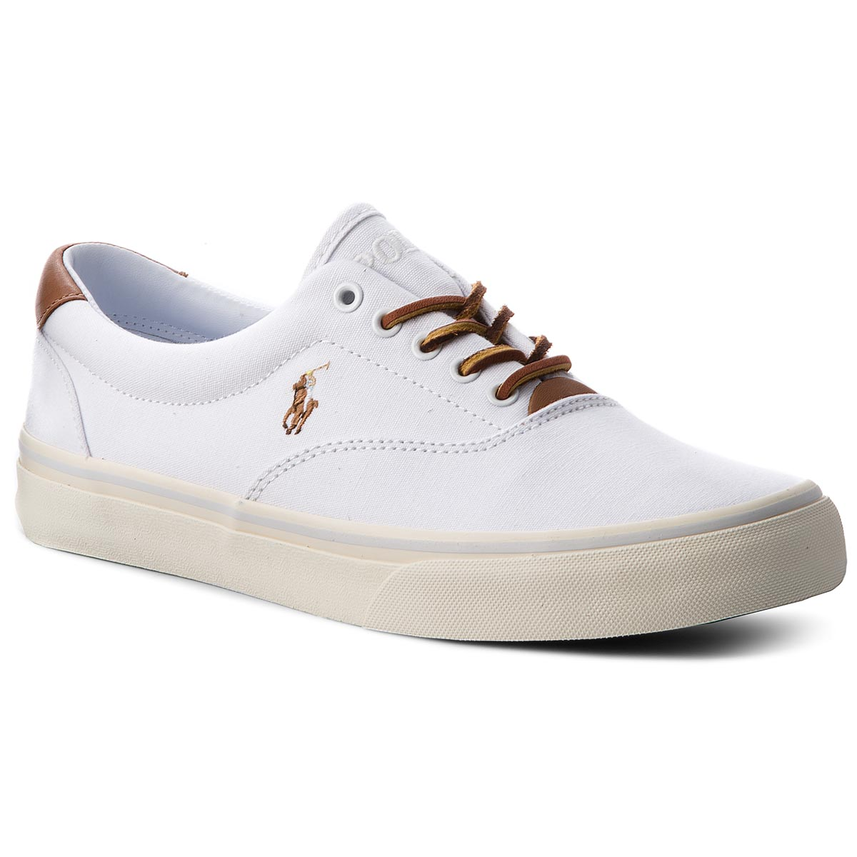 Teniși Polo Ralph Lauren - Thorton 816713107002 White imagine epantofi.ro 2021