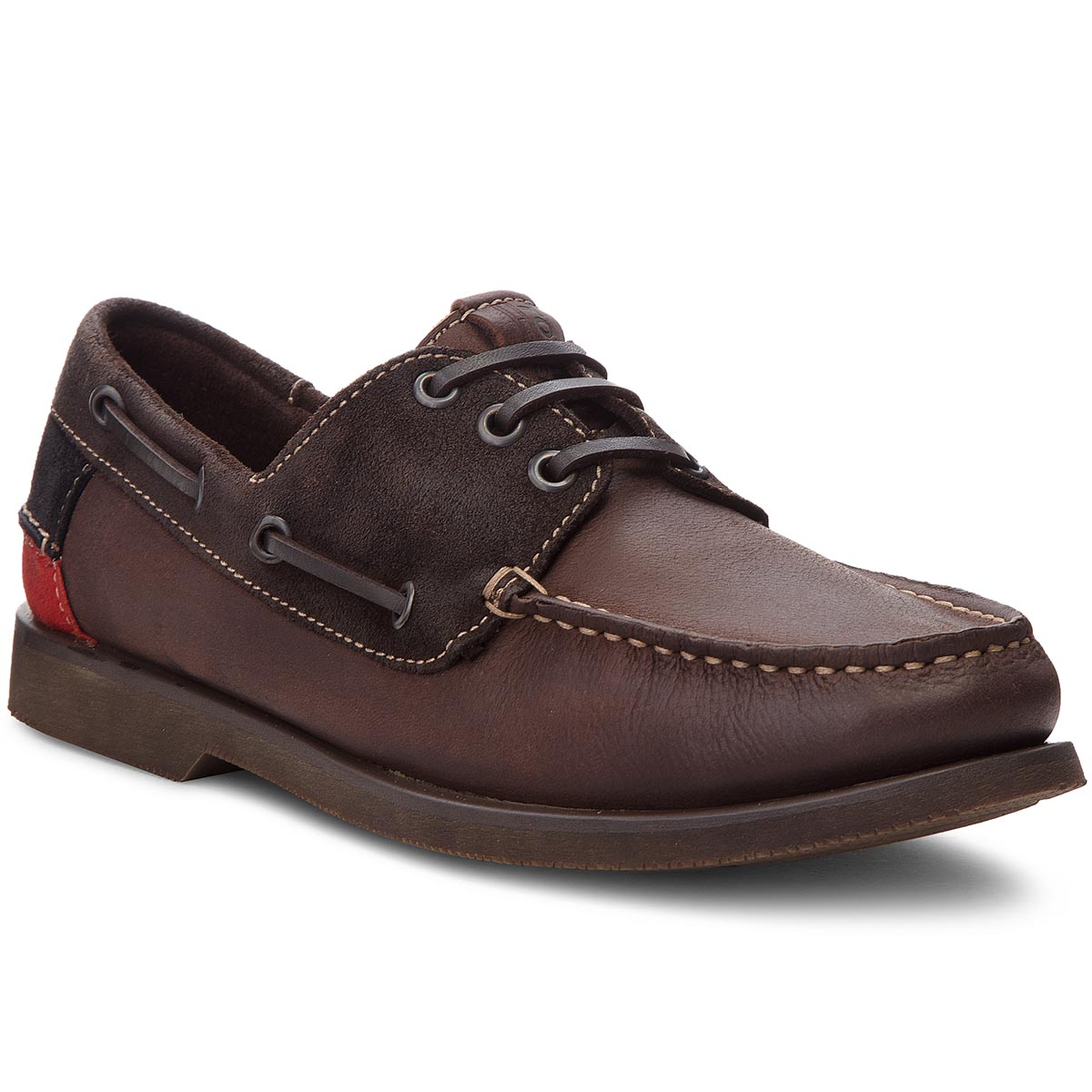 Mocasini TOMMY JEANS - Winter B EM0EM00158 Coffee Bean 212