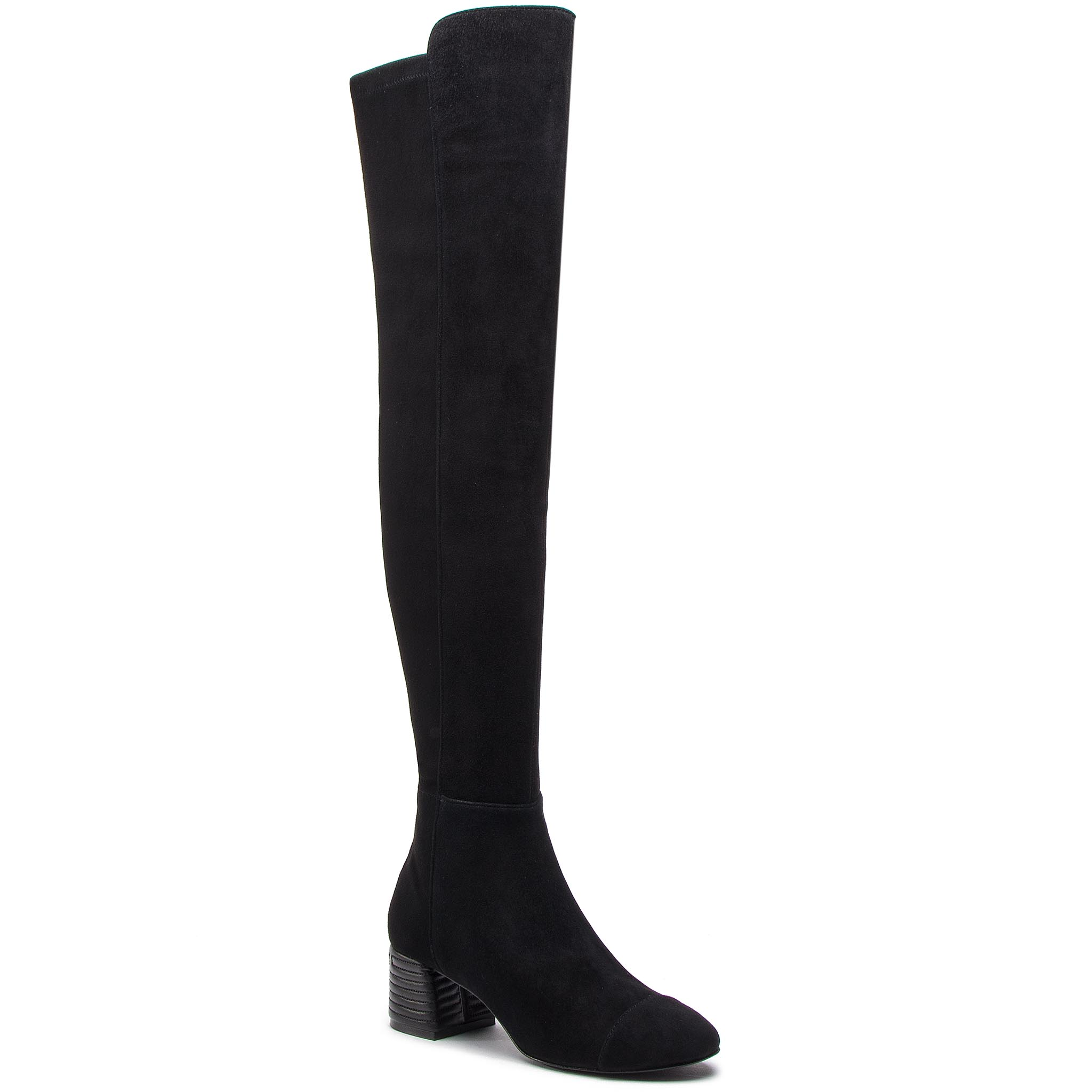Cizme TORY BURCH - Nina 50mm Over The Knee Boot 49567 Perfect Black 006