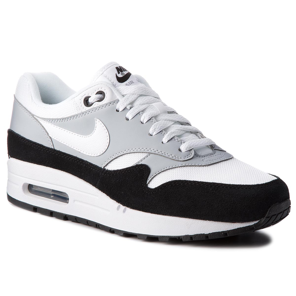 Pantofi NIKE - Air Max 1 AH8145 003 Wolf Grey/White/Black