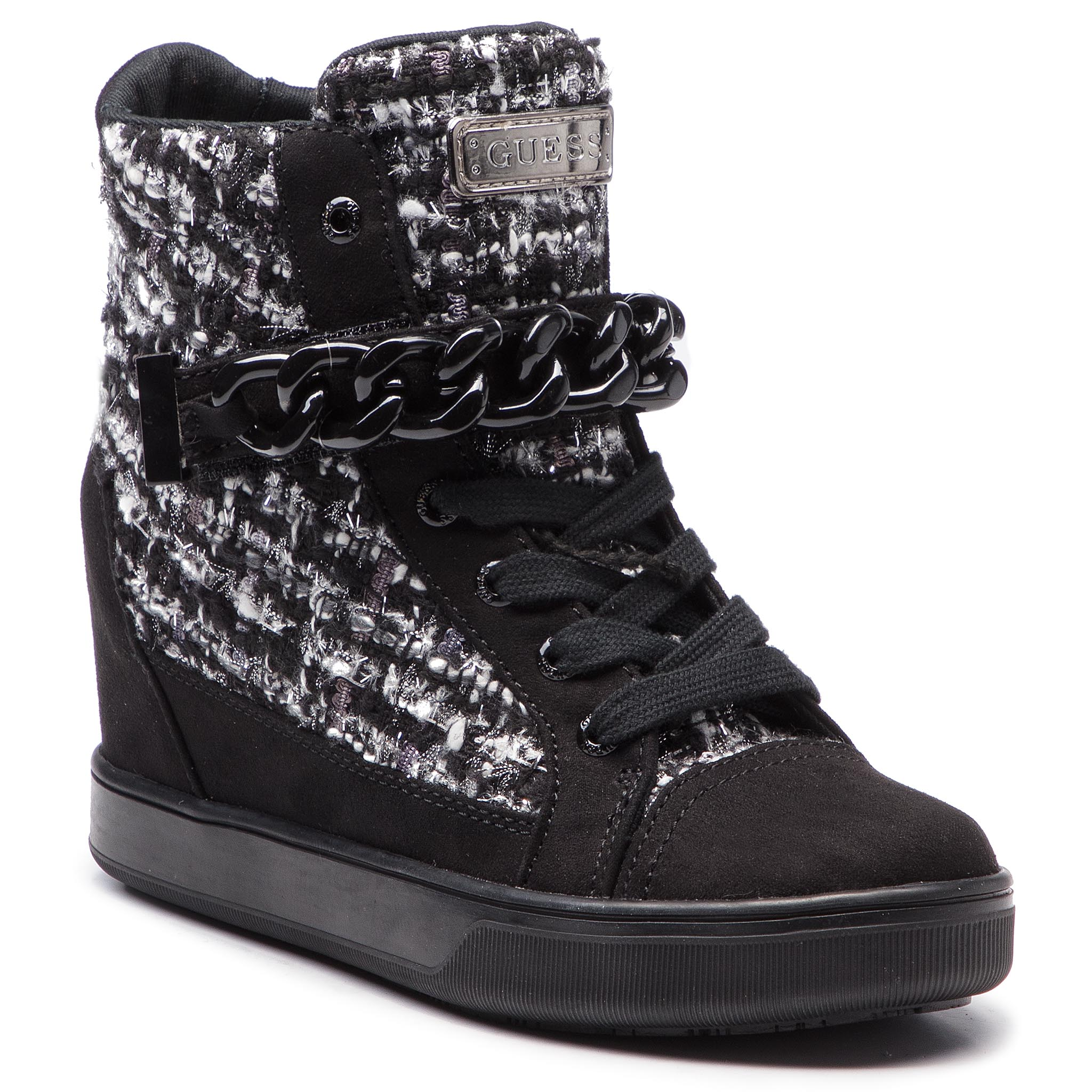 Sneakers GUESS - FLFL34 FAP12 BLKWH