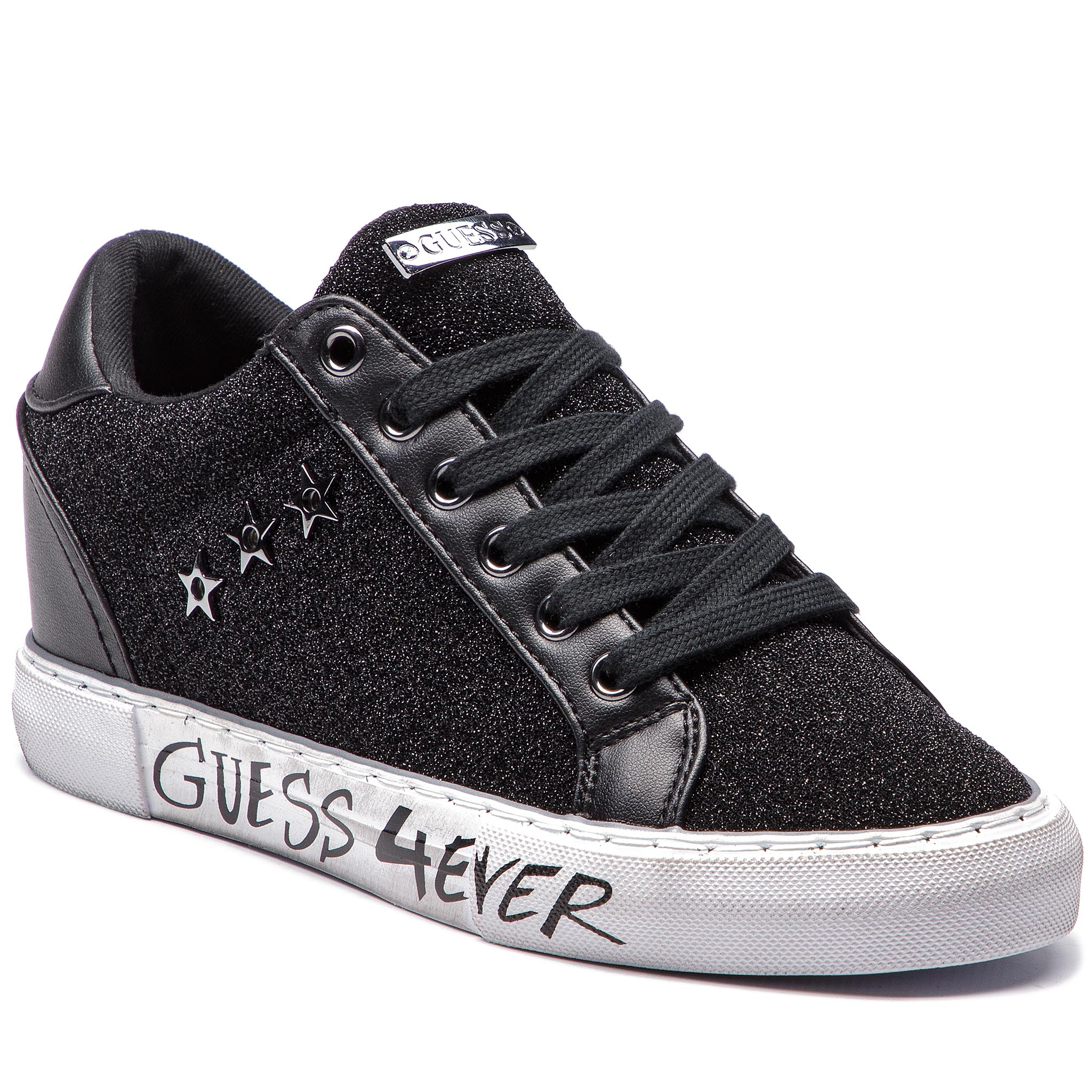 Sneakers GUESS - FLPRE4 FAM12 BLACK