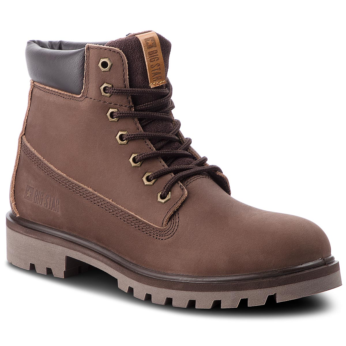Trappers BIG STAR - BB174113 Brown