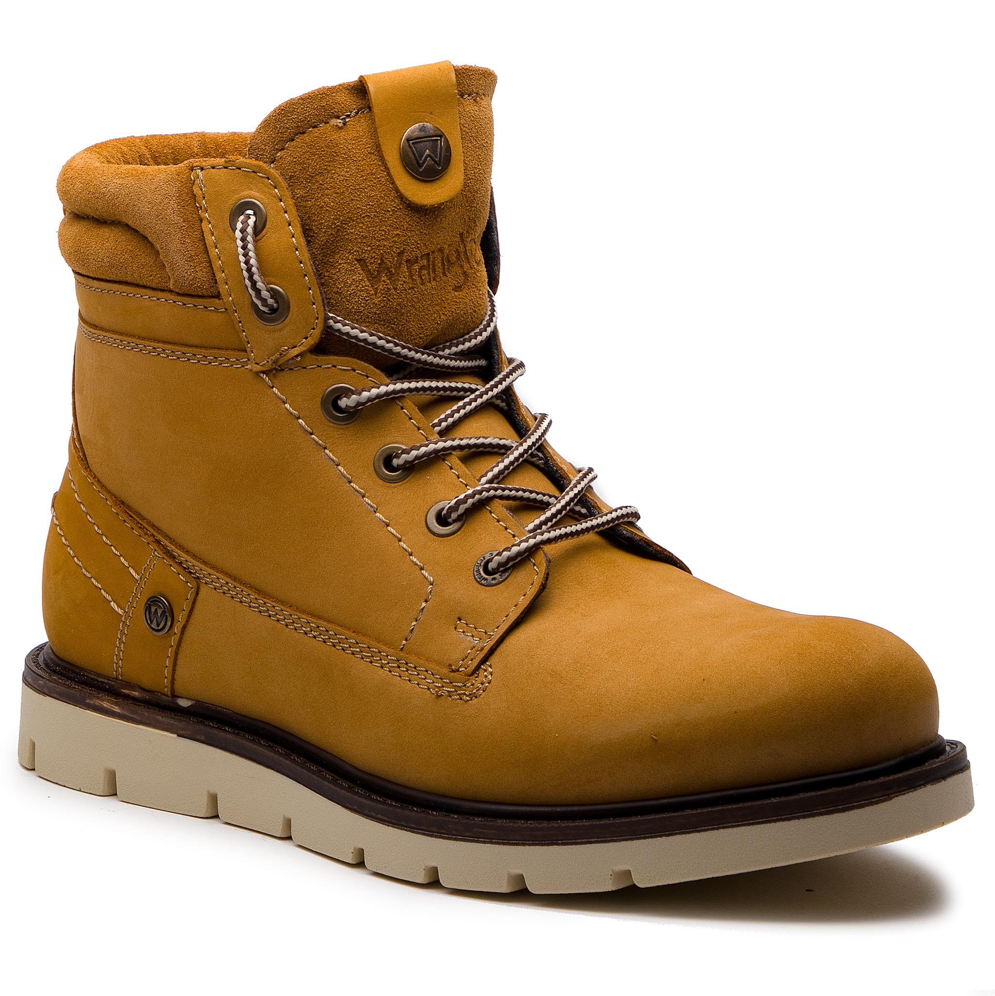 Cizme WRANGLER - Tucson WM182010 Tan Yellow 24