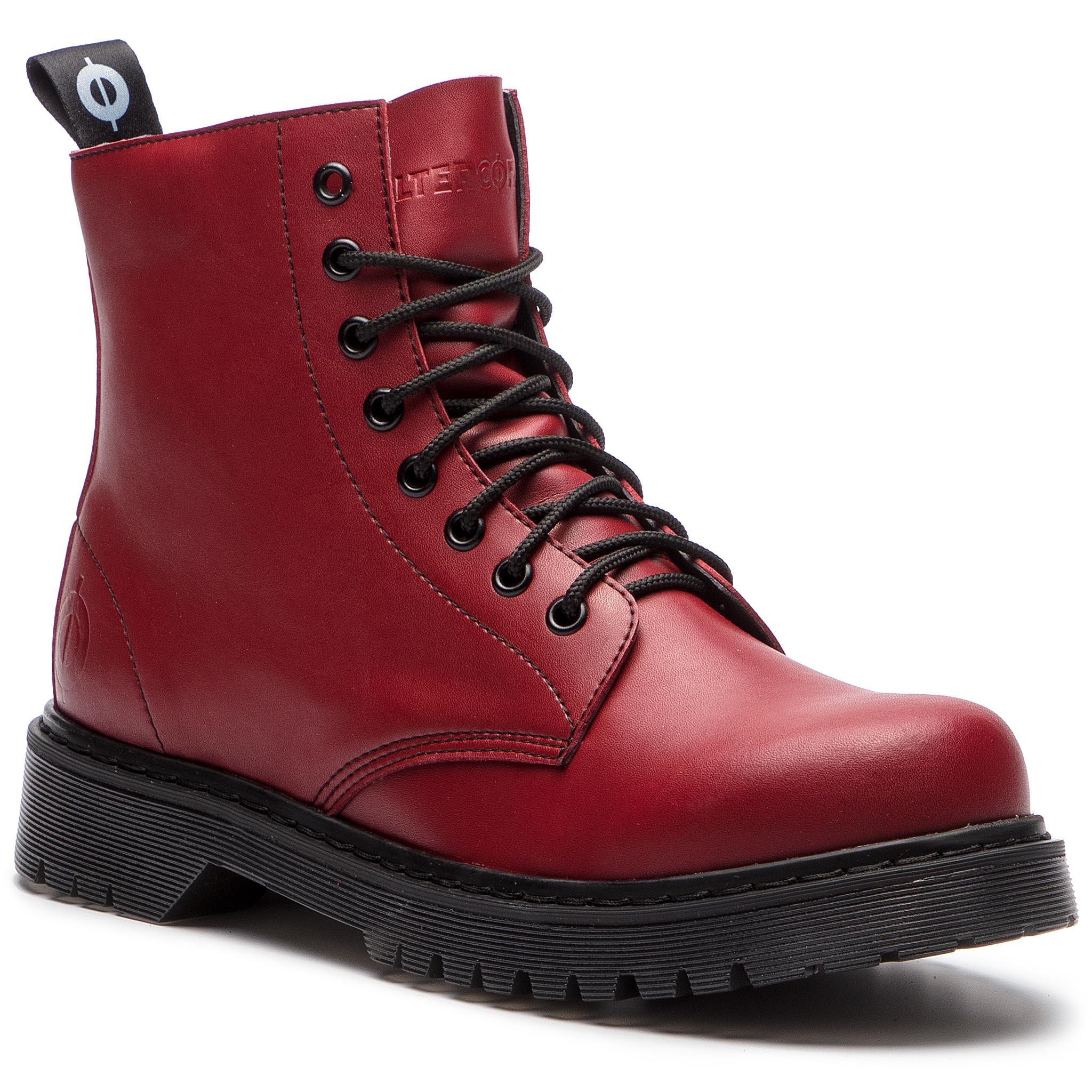 Trappers ALTERCORE - 651D Vegetarian Burgundy
