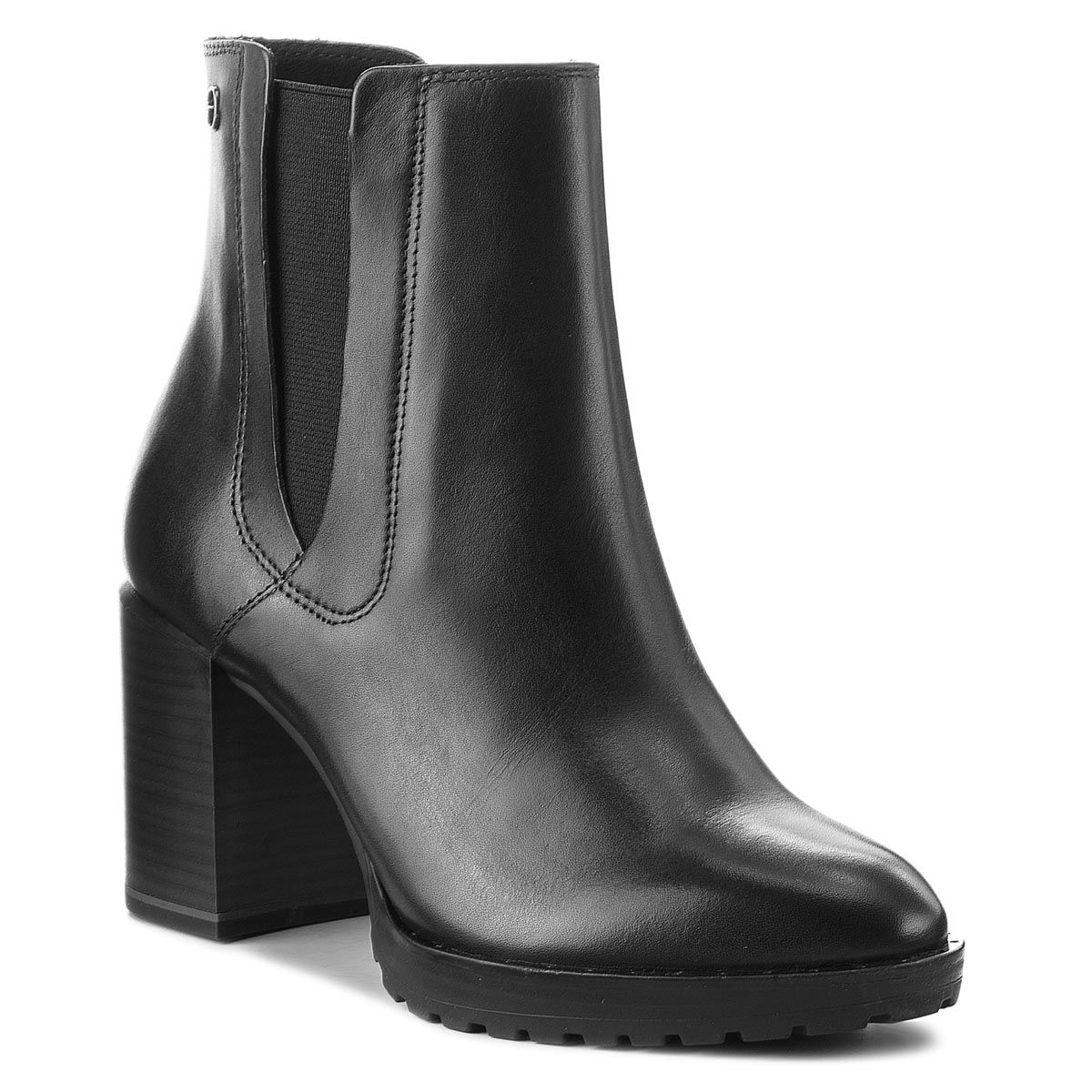 Botine TAMARIS - 1-25328-21 Black 001
