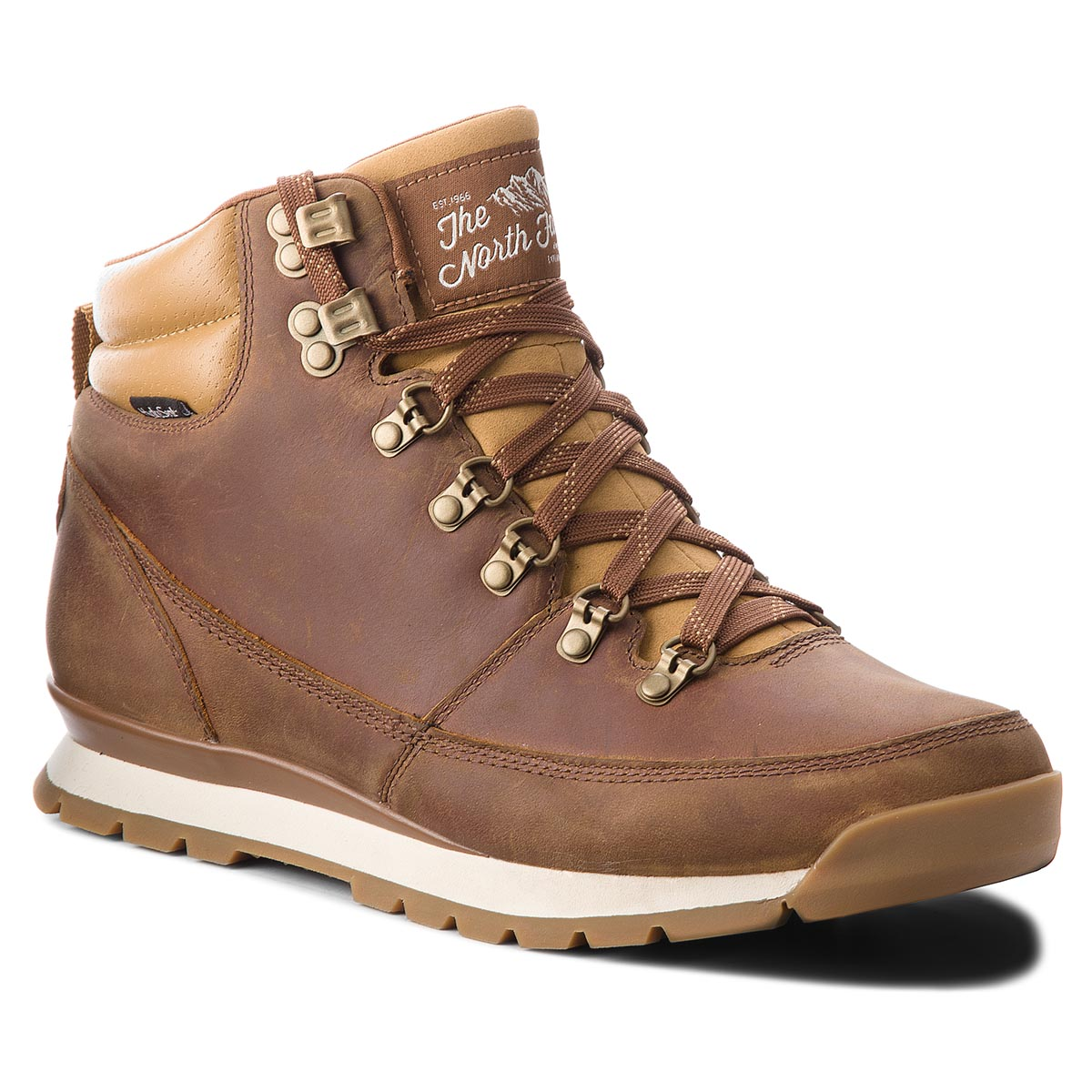 Trappers THE NORTH FACE - Back-To-Berkeley Redux Leather T0CDL05WD Dijon Brown/Tagum Brown