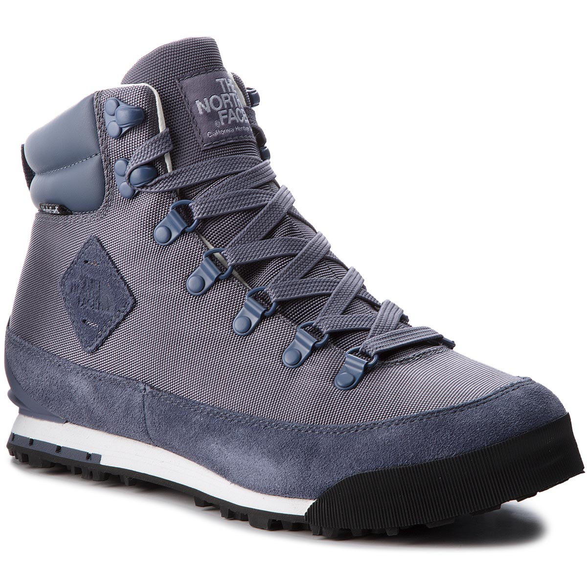 Trekkings THE NORTH FACE - Back-To-Berkeley Nl T0CKK45SJ Grisaille Grey/Tnf White