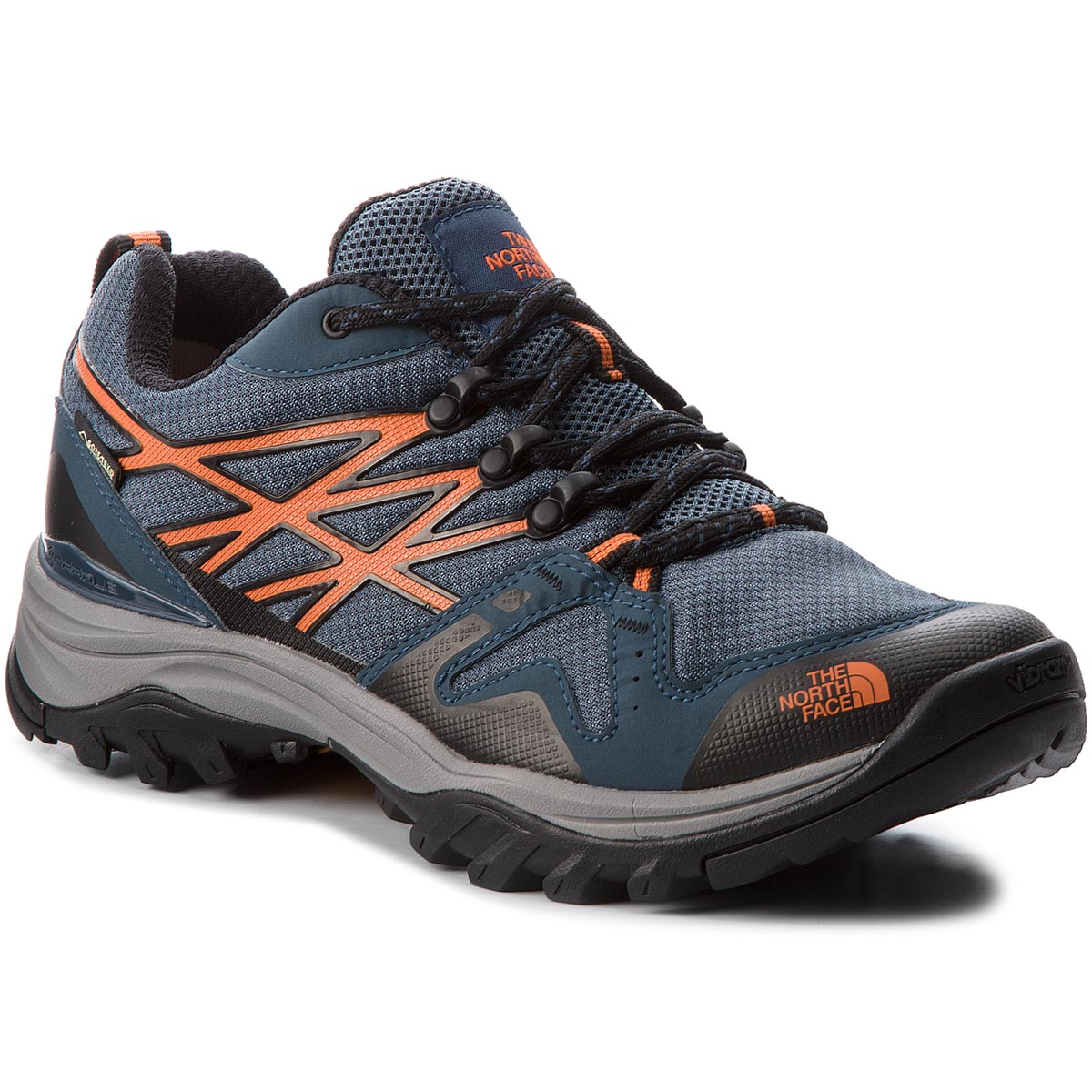 Trekkings THE NORTH FACE - Hedgehog Fastpack Gtx (EU) GORE-TEX NF00CXT35VW Ink Blue/Scarlet Ibis
