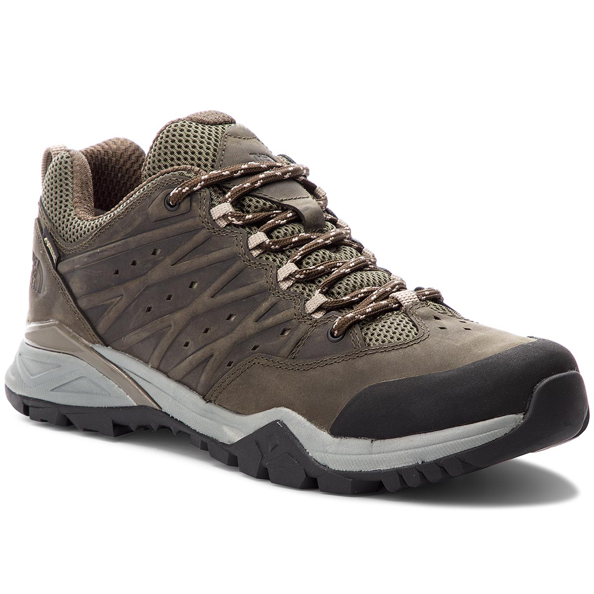 Trekkings THE NORTH FACE - Hedgehog Hike II Gtx GORE-TEX T939HZ4DD Tarmac Green/Burnt Olive Green