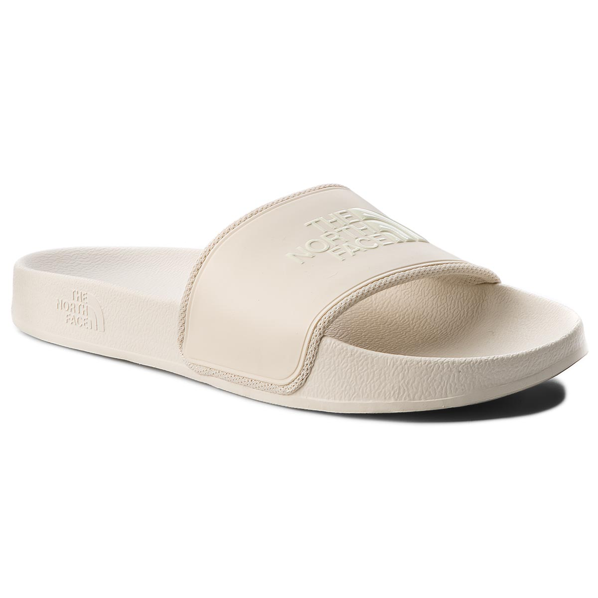 Șlapi THE NORTH FACE - Base Camp Slide II T93K4BK82 Vintage White/Vintage White