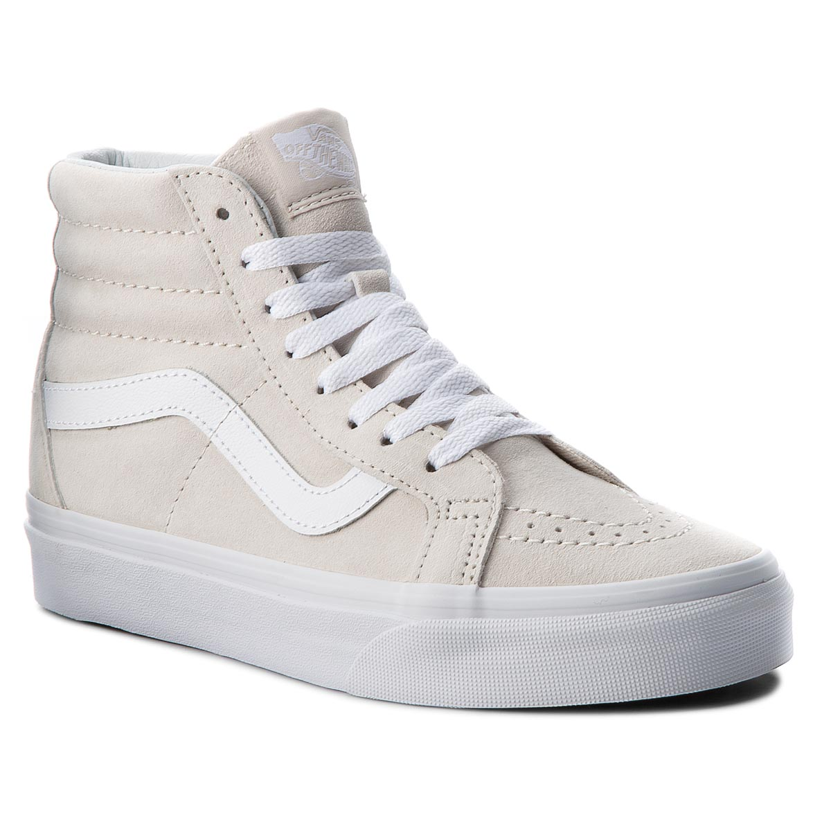Sneakers VANS - Sk8-Hi Reissue VN0A2XSBU5L (Pig Suede) Moonbeam/True