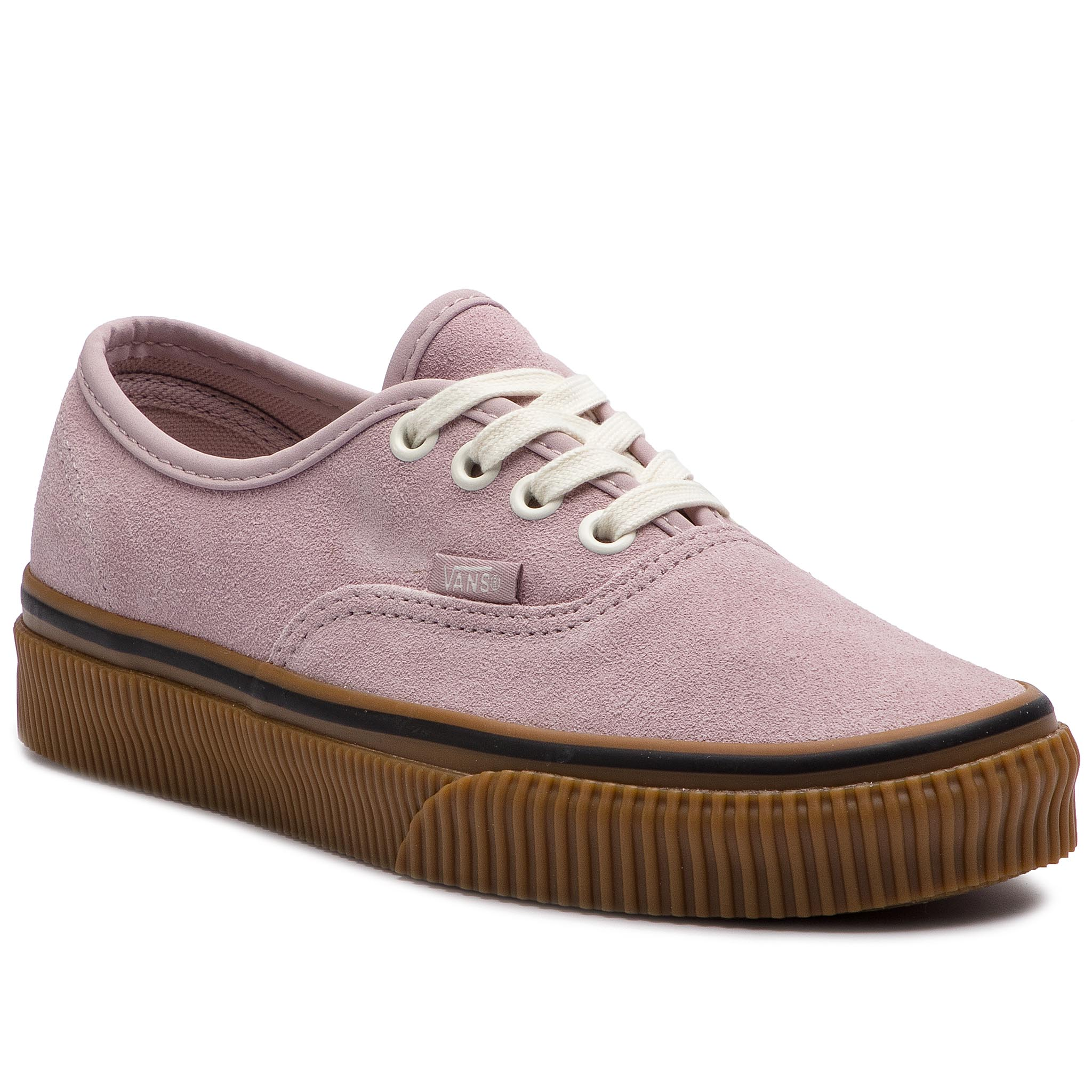 Teniși VANS - Authentic VN0A38EMUKP1 (Suede) Violet Ice/Emboss
