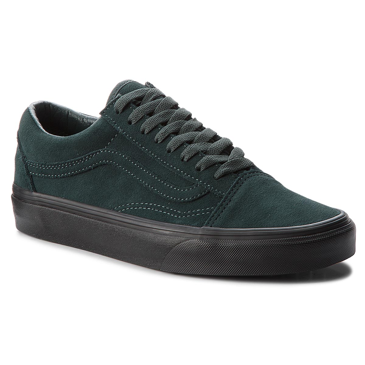 Teniși VANS - Old Skool VN0A38G1U8U (Black Outsole) Darkest S