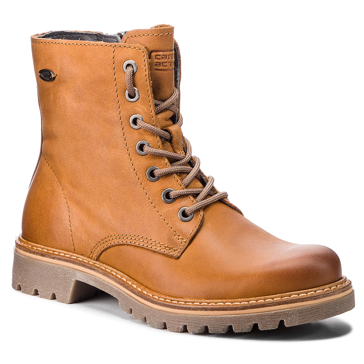 Trappers CAMEL ACTIVE - Canberra 873.75.03 Brandy