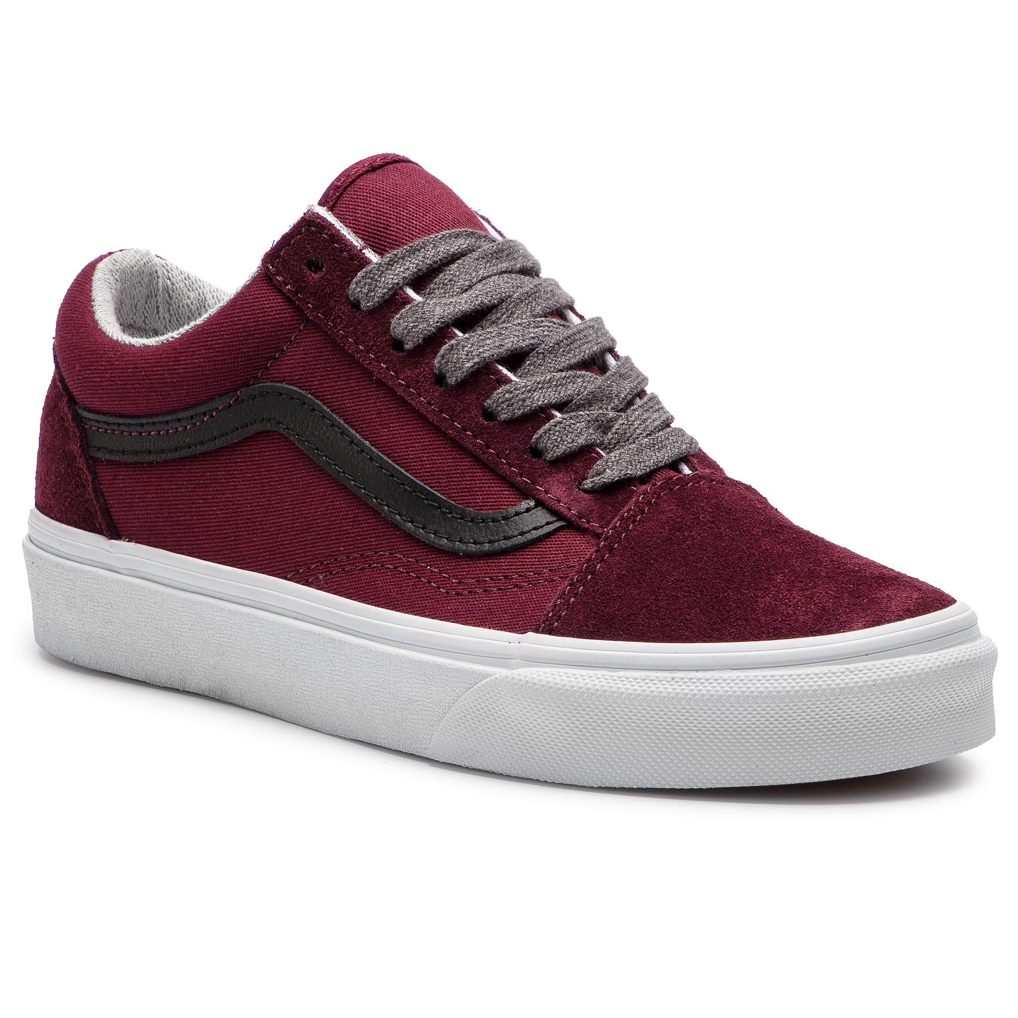 Teniși VANS - Old Skool VN0A38G1UP71 (Jersey Lace) Port Royale