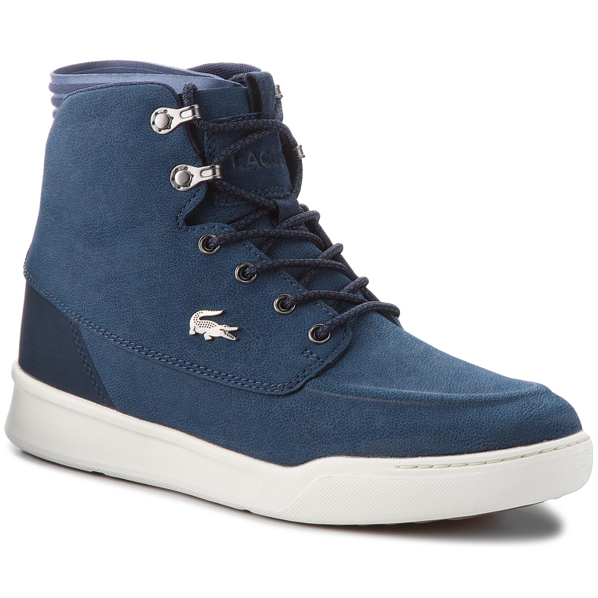 Sneakers LACOSTE - Explorateur Techhi3181 Cam 7-38CAM0034ND1 Nvy/Dk Blu