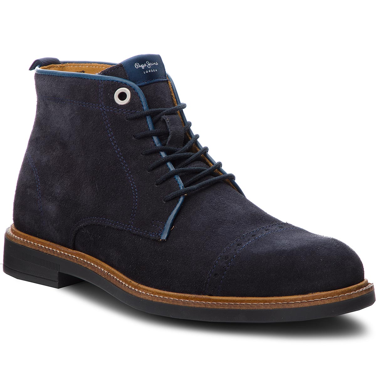 Ghete PEPE JEANS - Axel Boot PMS50169 Navy 595