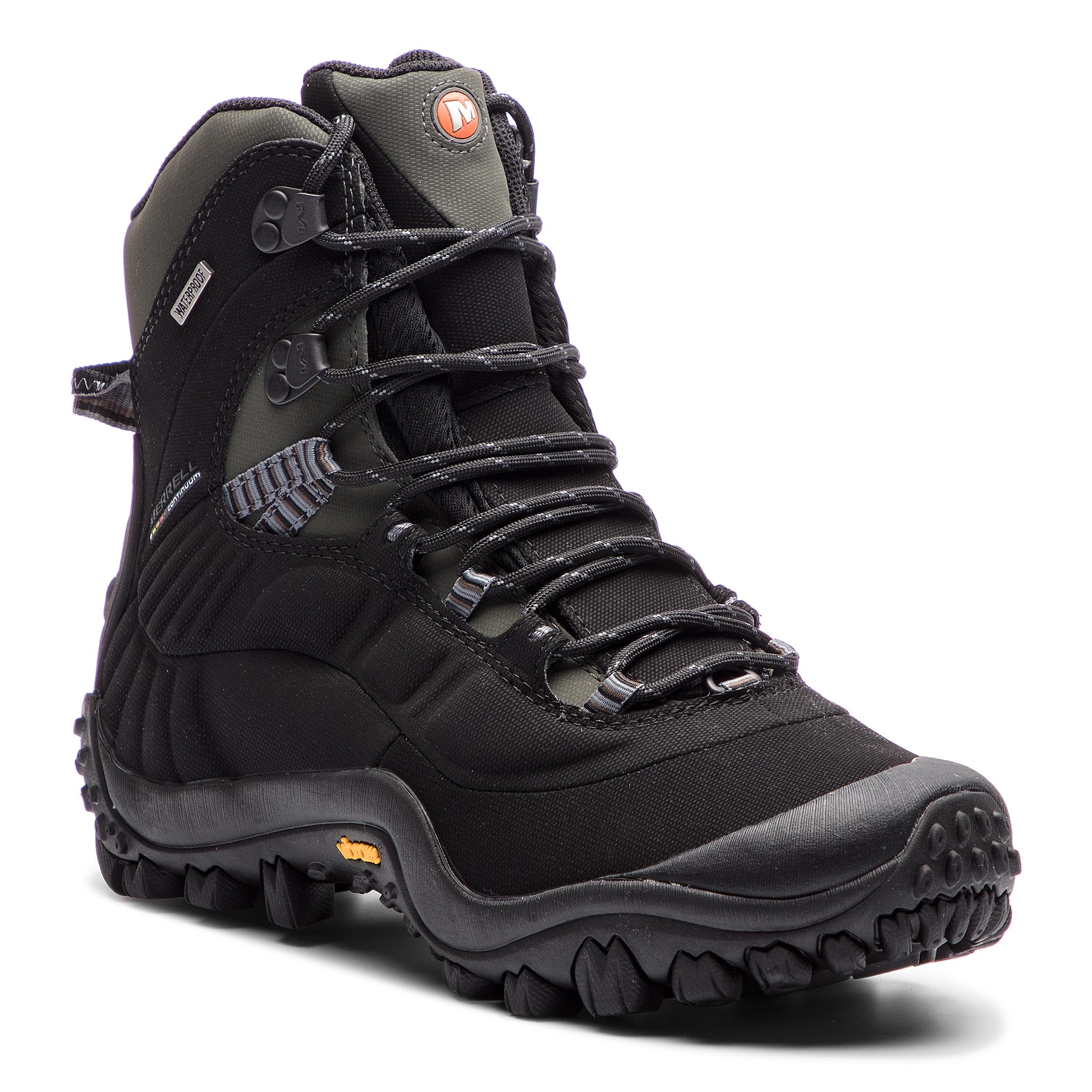 Trekkings MERRELL - Cham Thermo 8 Wp Syn J87005 Black