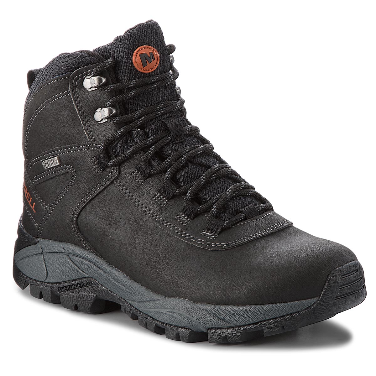 Trekkings Merrell - Vego Mid Ltr Wp J311538c Black imagine epantofi.ro 2021