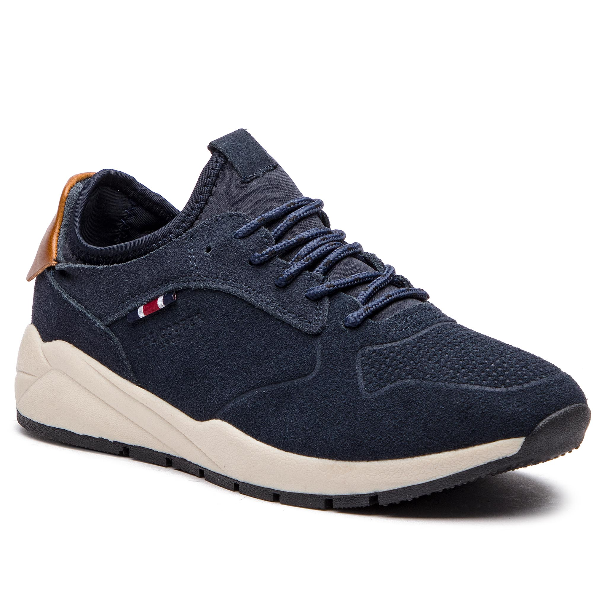 Sneakers LEE COOPER - Dundee PDND0001L Navy 0040