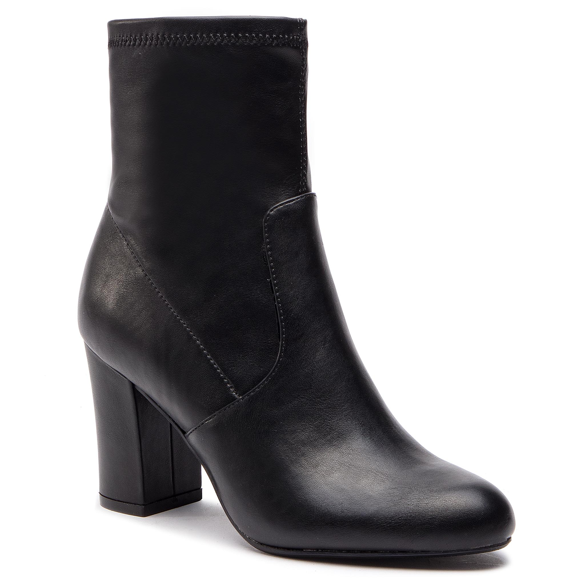 Botine STEVE MADDEN - Actual Ankle Boot SM11000188-02002-001 Black