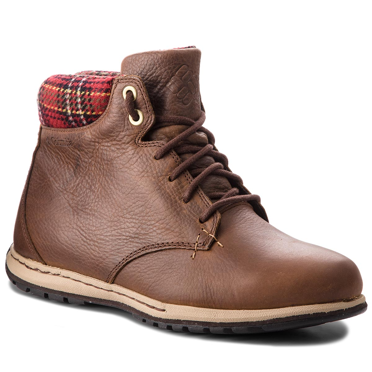 Cizme COLUMBIA - Davenport Xtm Waterproof Omni-Heat BM1693 Hawk/British Tan 248