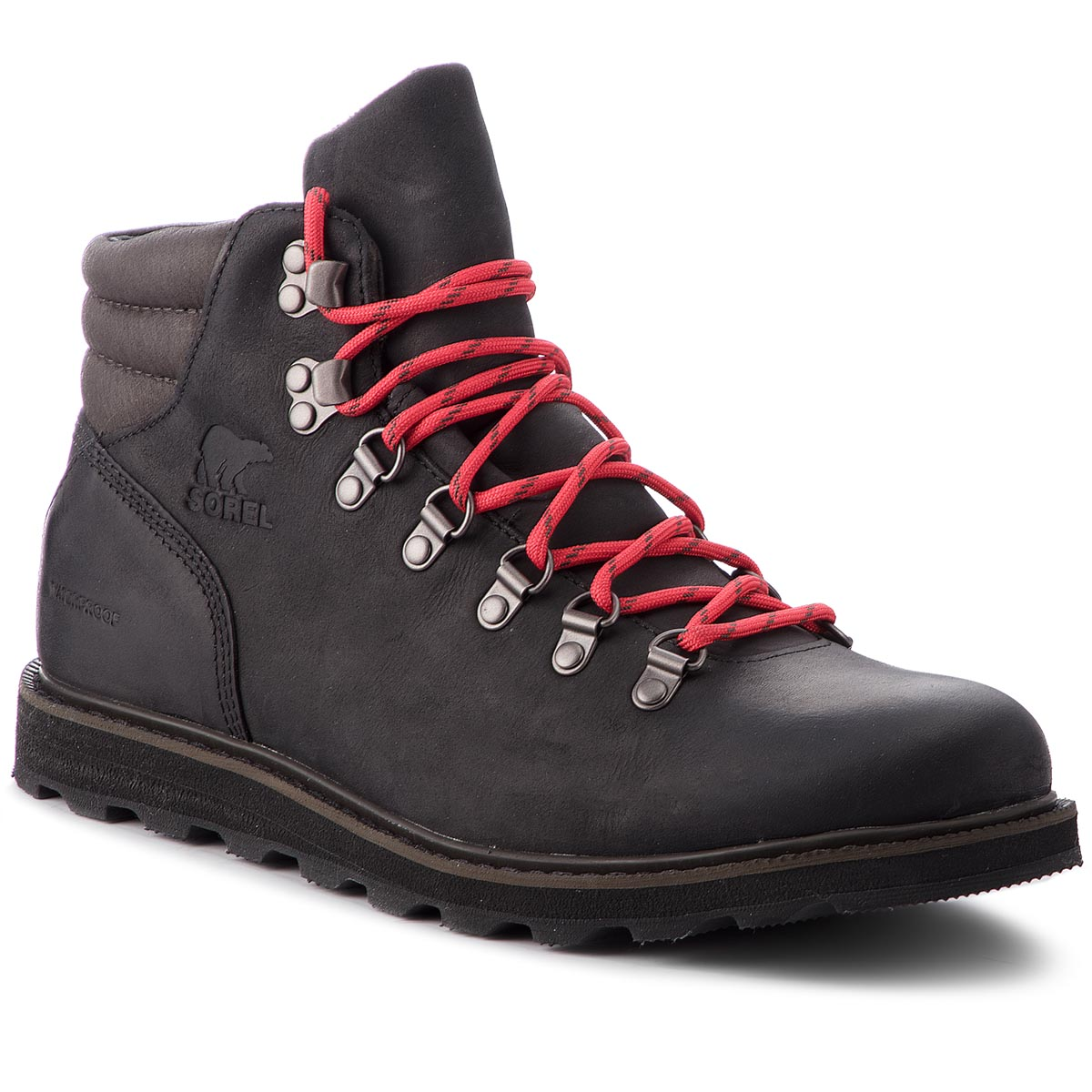 Ghete SOREL - Madson Hiker Waterproof NM2620 Black 010