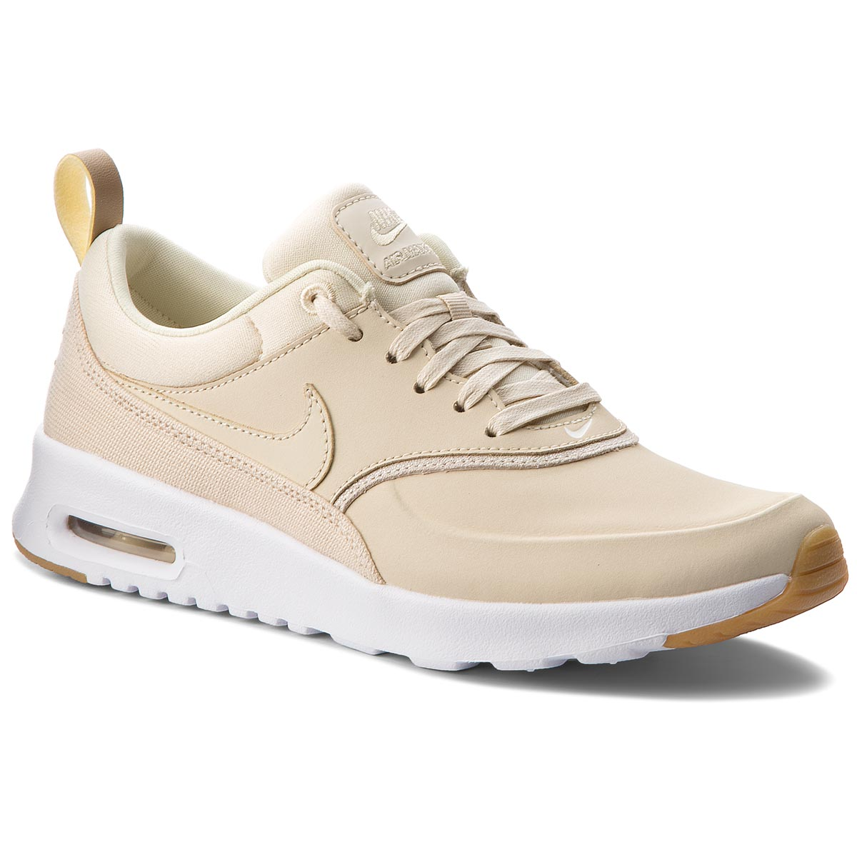 competitive price 0cdc8 b0664 Pantofi NIKE Air Max Thea Prm 616723 204 Beach Beach Metallic Gold Sail