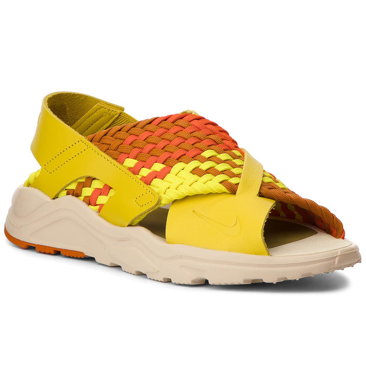 Sandale NIKE - Air Huarache Huarache Ultra 885118 701 Bright Citron/Monarch