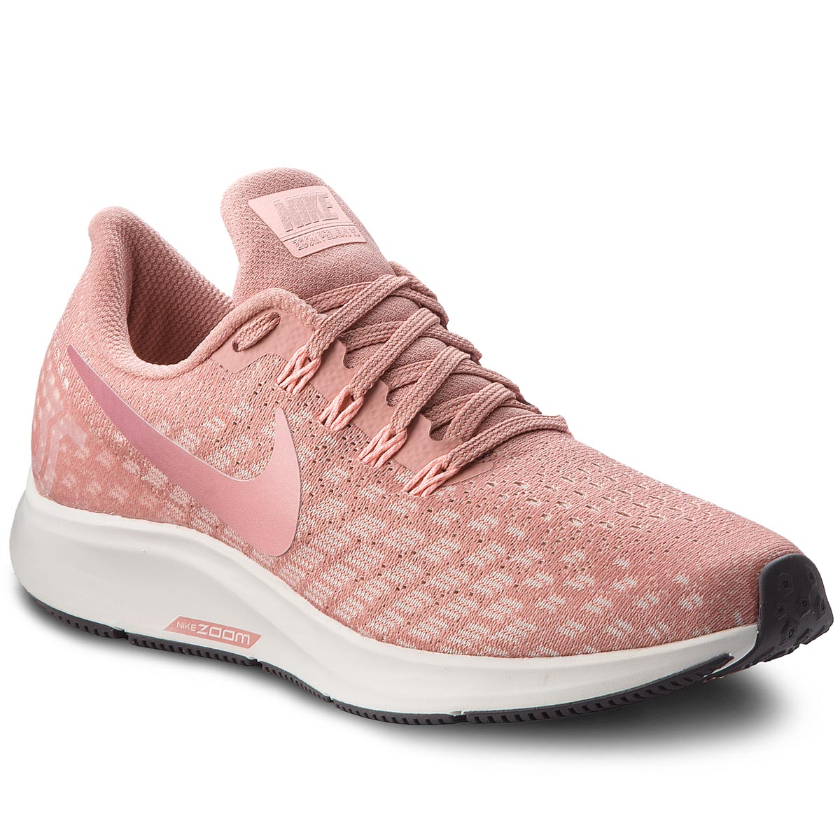 Pantofi NIKE - Air Zoom Pegasus 35 942855 603 Rust Pink/Tropical Pink