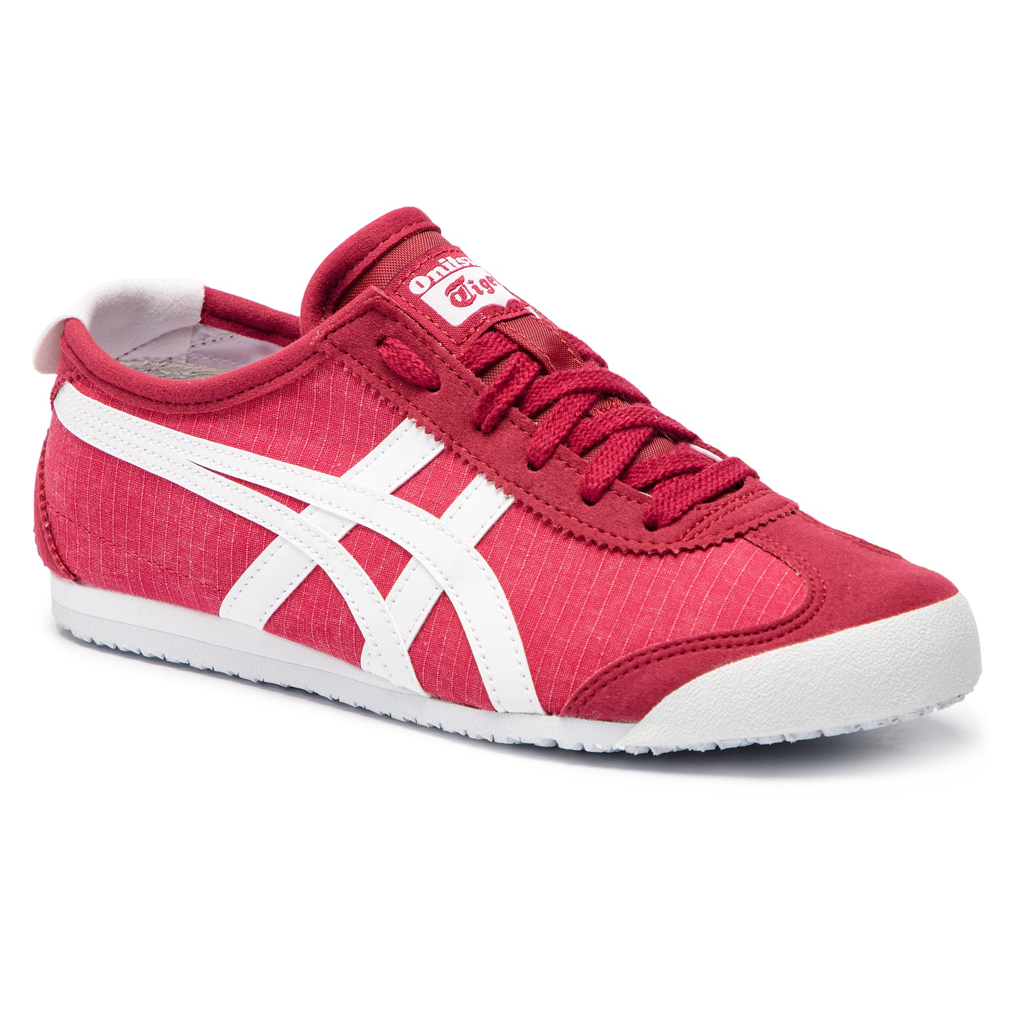 Sneakers ASICS - ONITSUKA TIGER Mexico 66 1183A223 Classic Red/White 600
