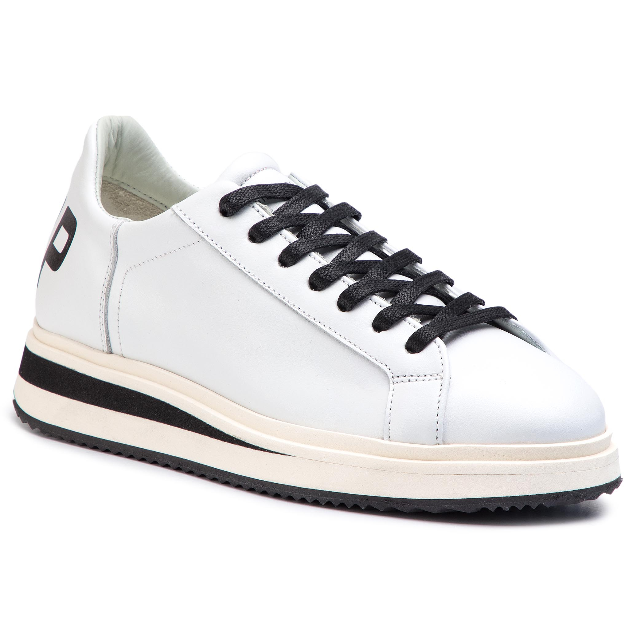 Sneakers PHILIPPE MODEL - Vendome VELD VP04 Blanc Noir