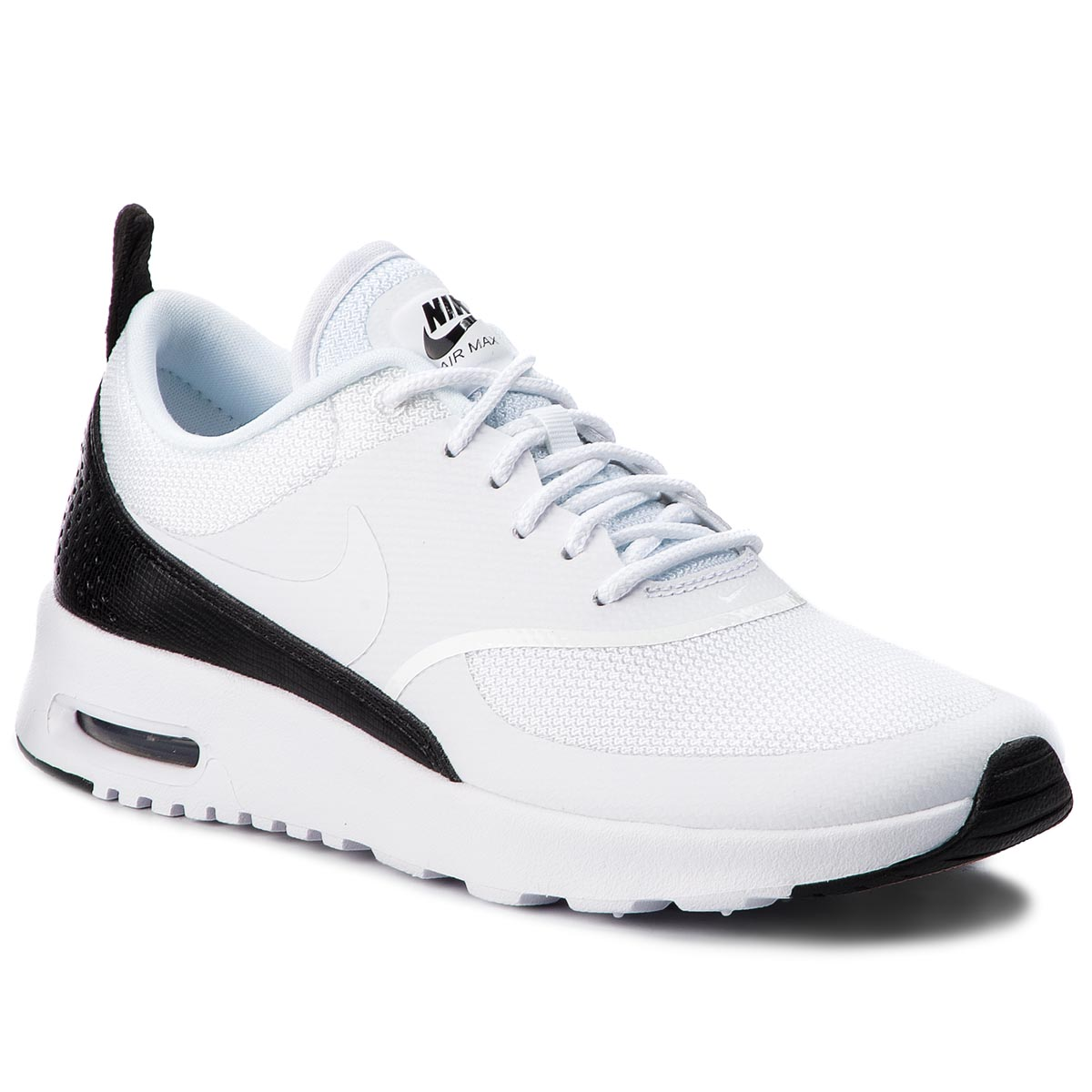 Pantofi NIKE - Air Max Thea 599409 111 White/White/Black