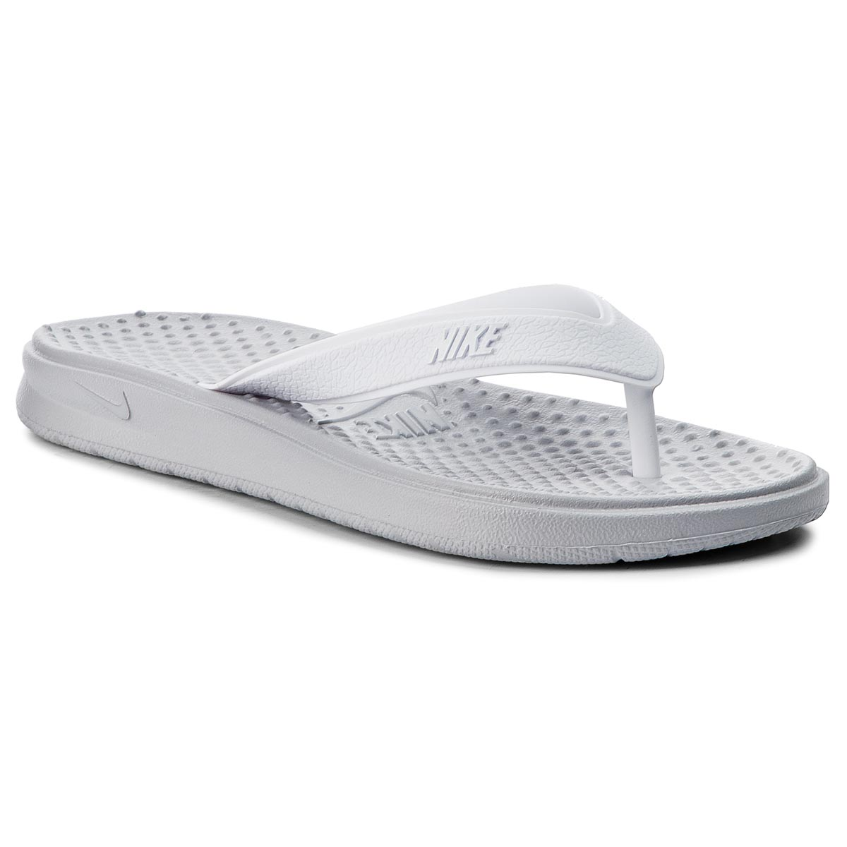 Flip flop NIKE - Solay Thong 882699 003 Wolf Grey/Pure Platinum/White