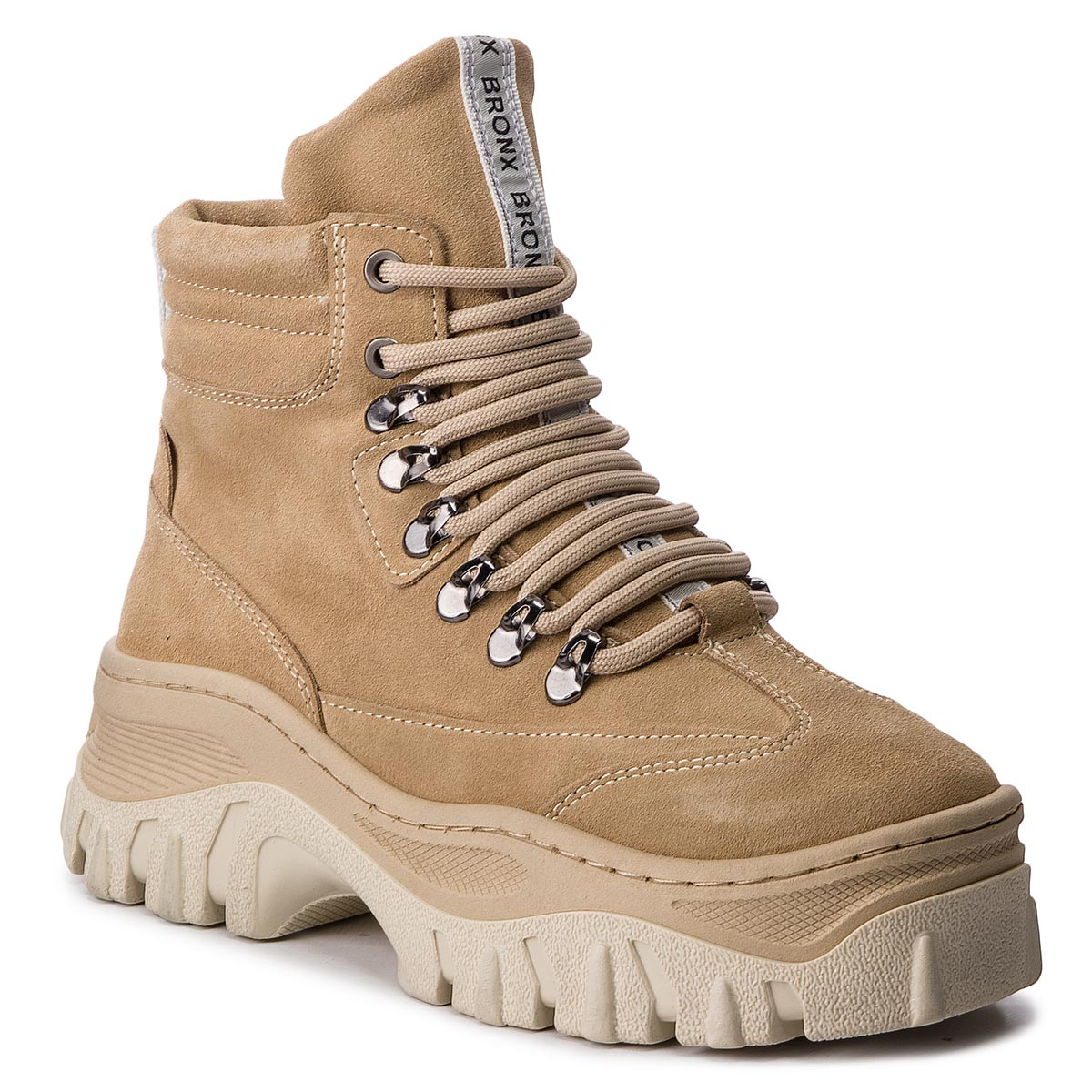 Trappers BRONX - 47174-C BX 1553 Cappuccino 125