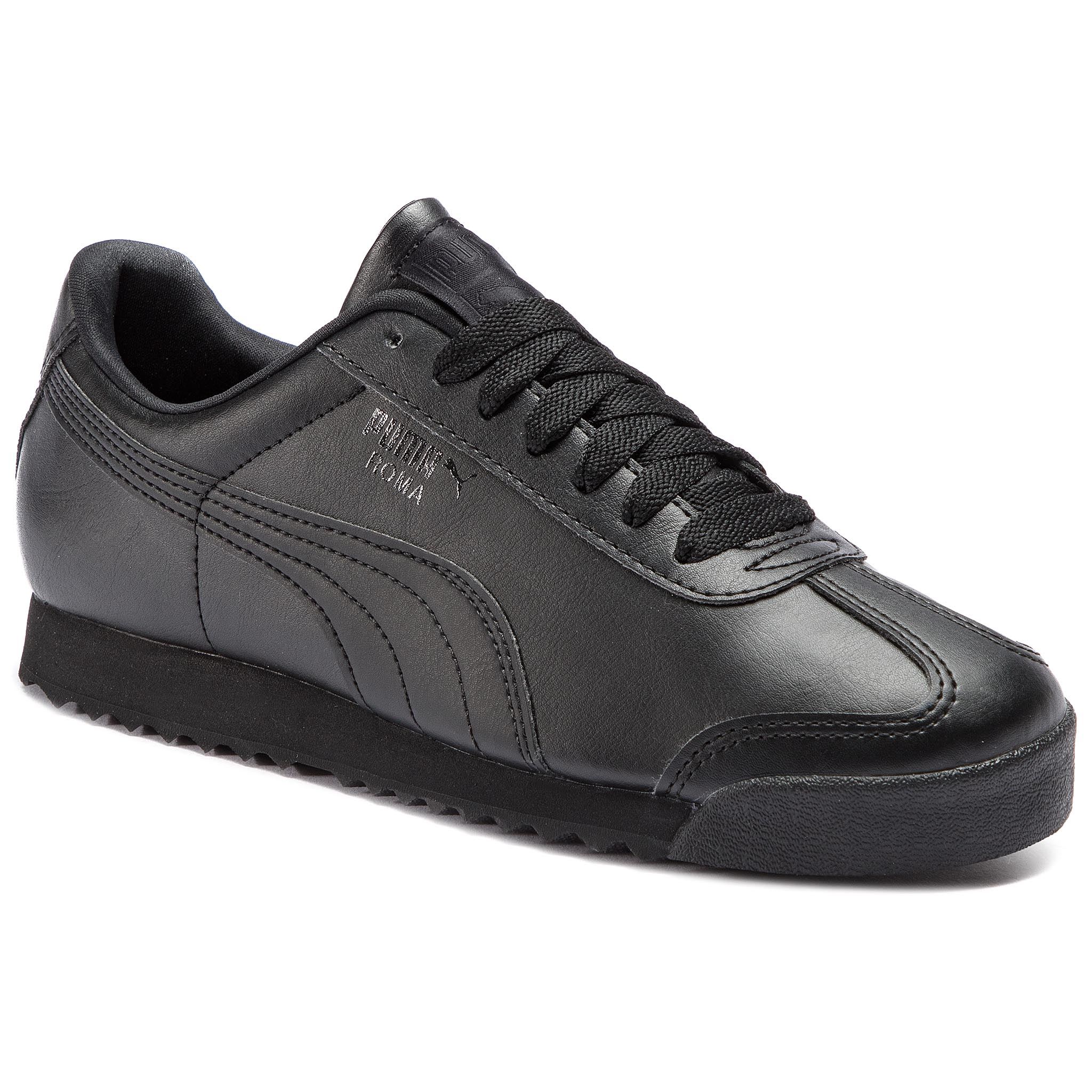 Sneakers PUMA - Roma Basic 353572 17 Black/Black
