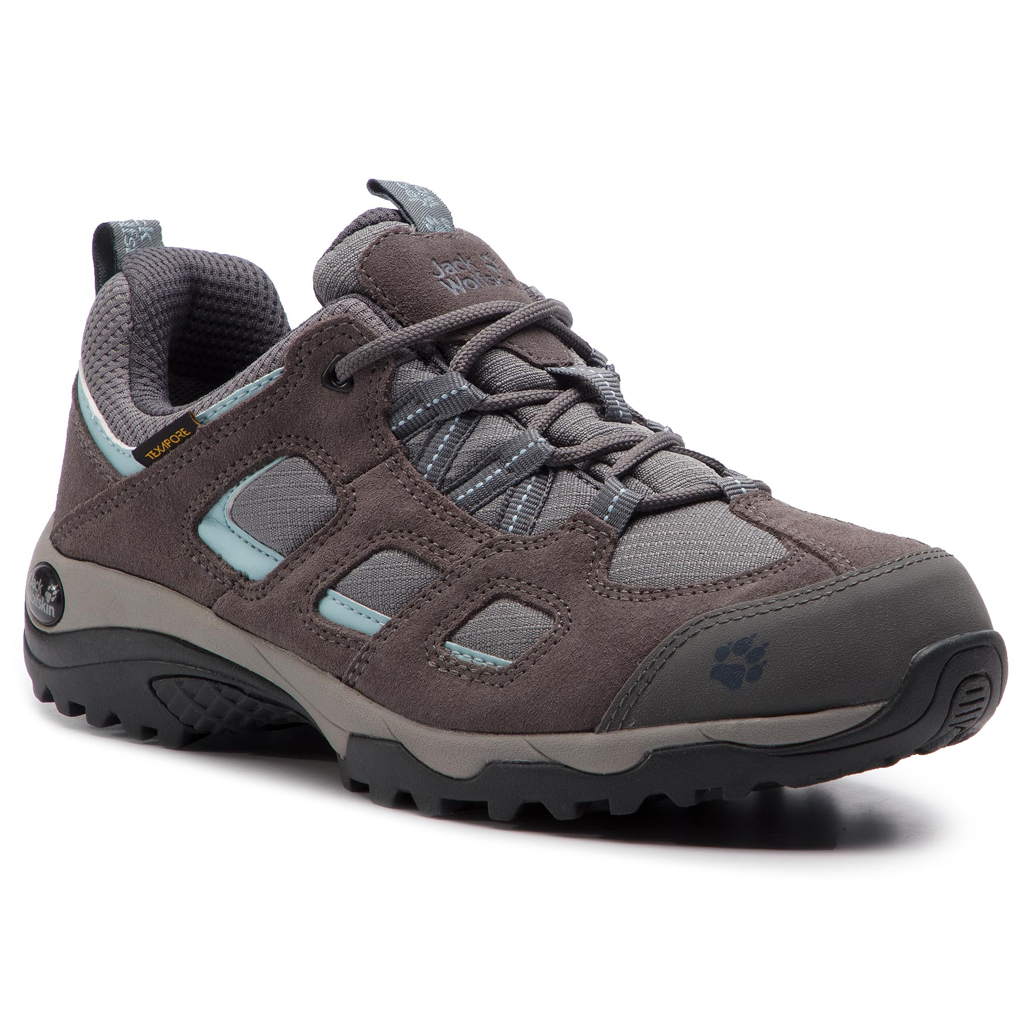 Trekkings Jack Wolfskin - Vojo Hike 2 Texapore Low W 4032391 Tarmac Grey imagine epantofi.ro 2021
