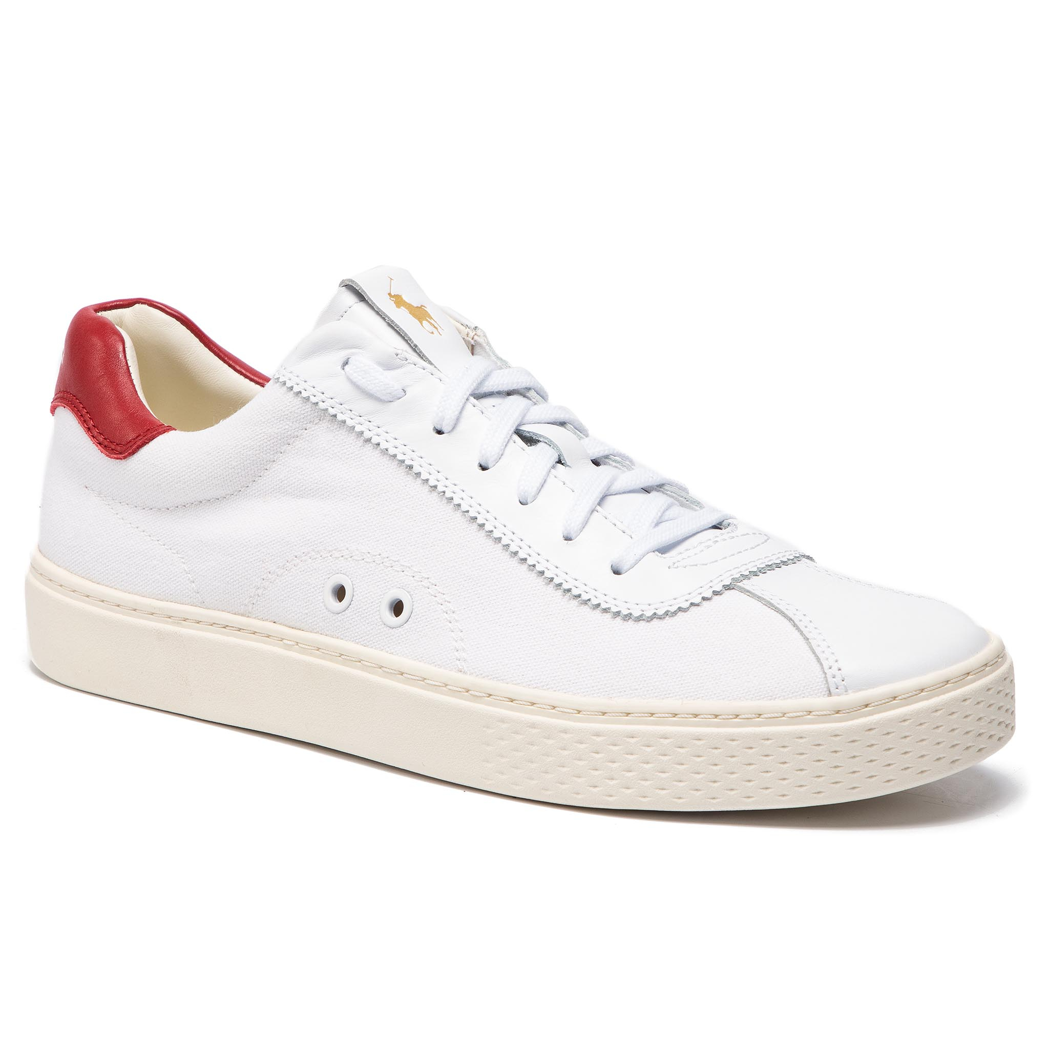 Sneakers POLO RALPH LAUREN - Court100 Lux 809735368004 White
