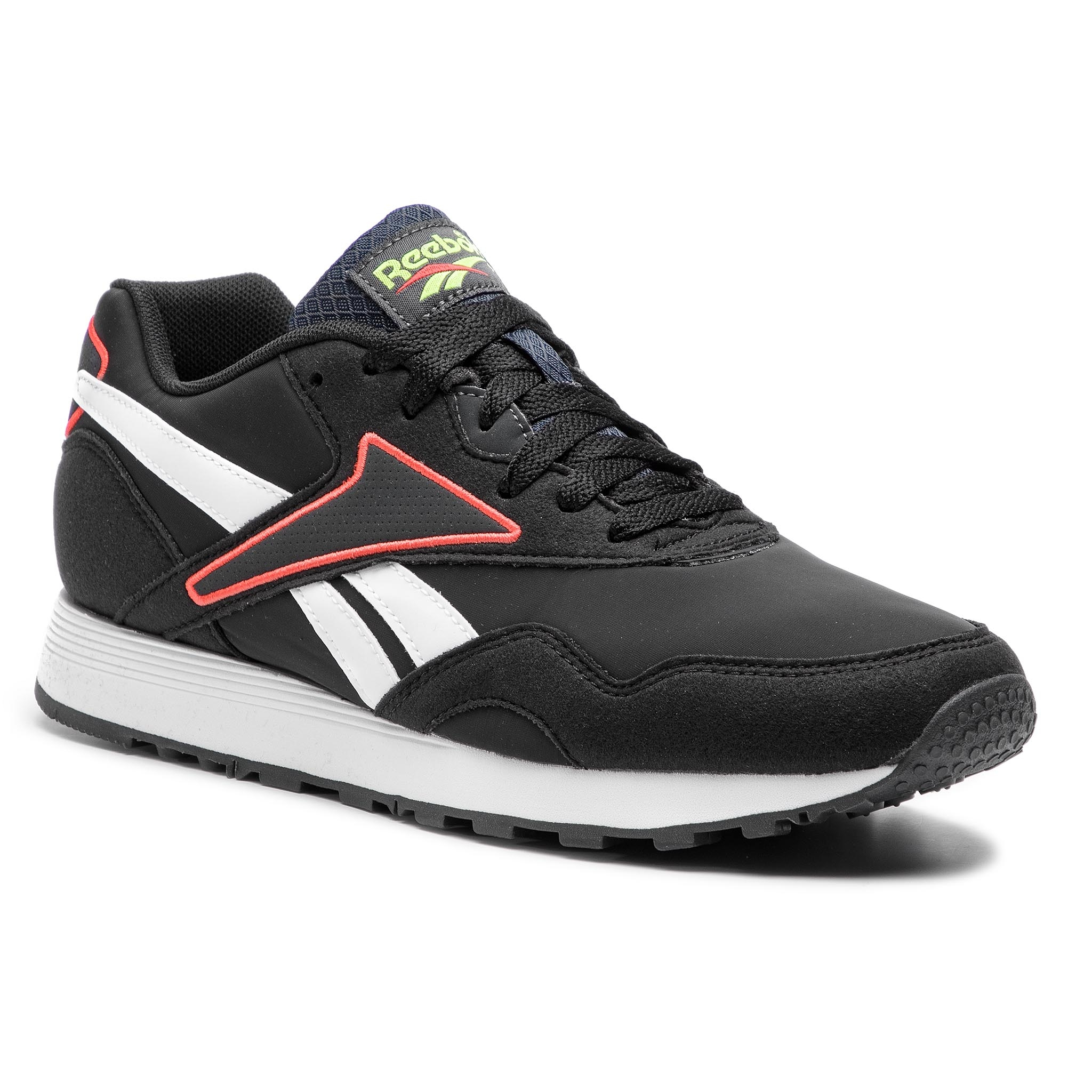Pantofi Reebok - Rapide Mu CN7521 Black/White/Grey/Red/Lime