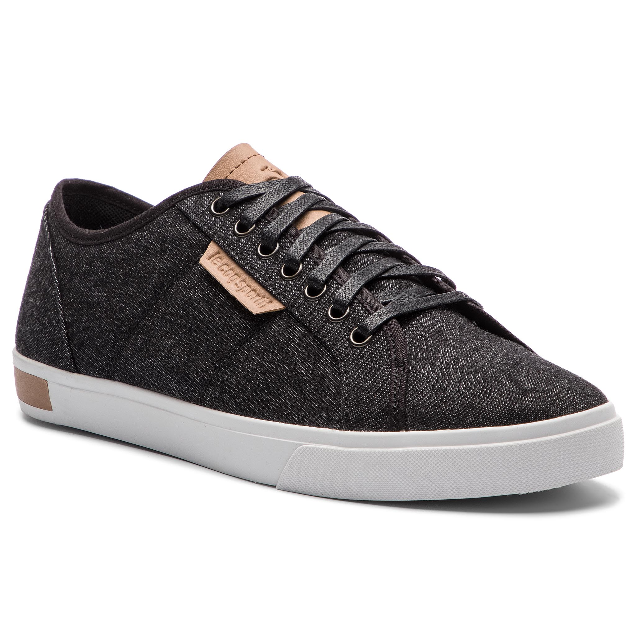 Sneakers LE COQ SPORTIF - Verdon Craft 1820102 Black/Brown Sugar