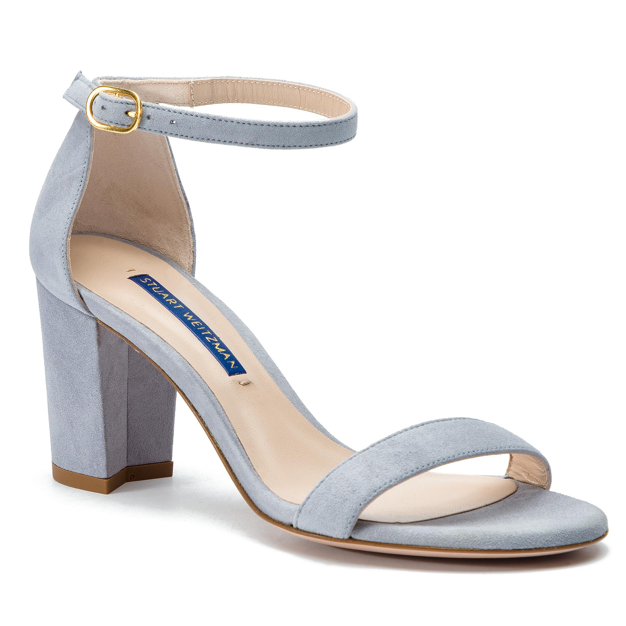 Sandale STUART WEITZMAN - Nearlynude ZL37407 Dovetail Suede