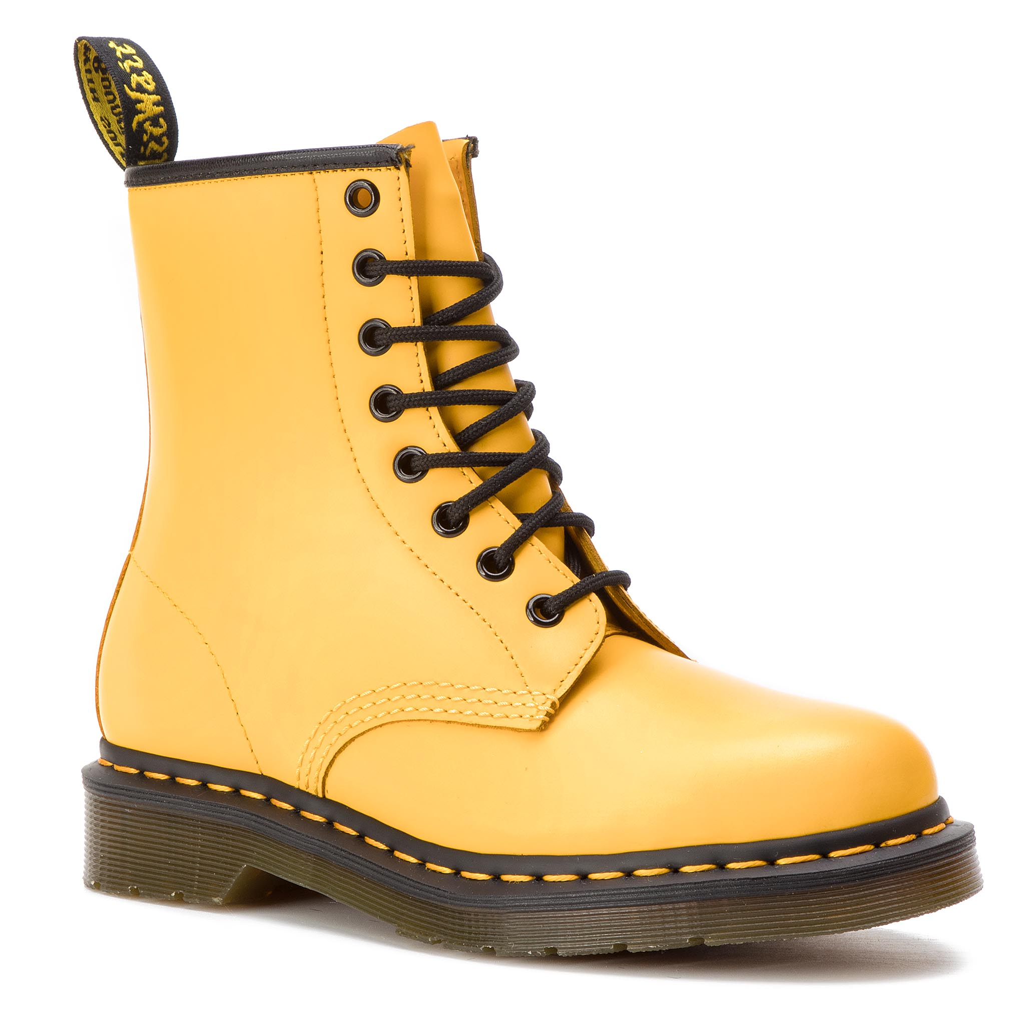 Bocanci DR. MARTENS - 1460 Smooth 24614700 Yellow